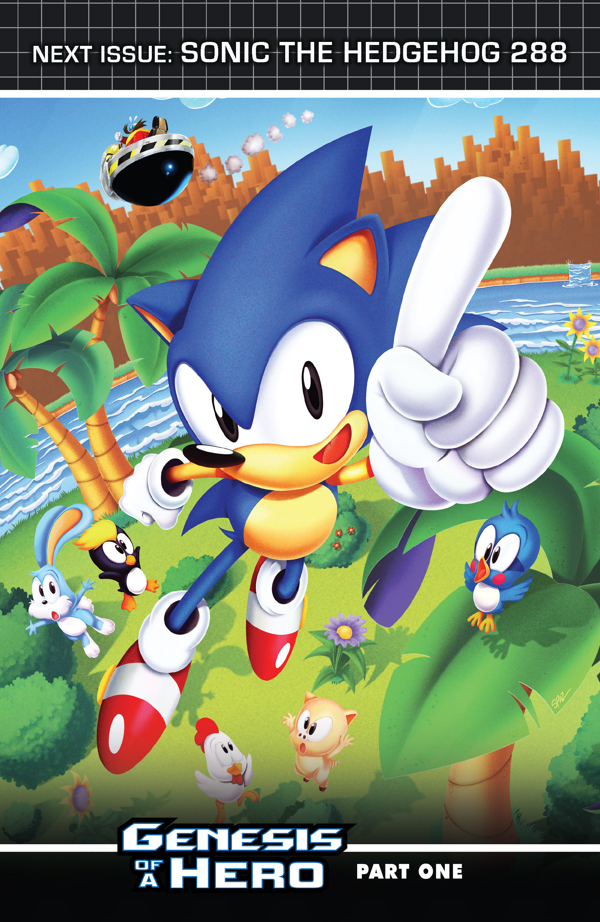 Read online Sonic The Hedgehog comic -  Issue #287 - 24
