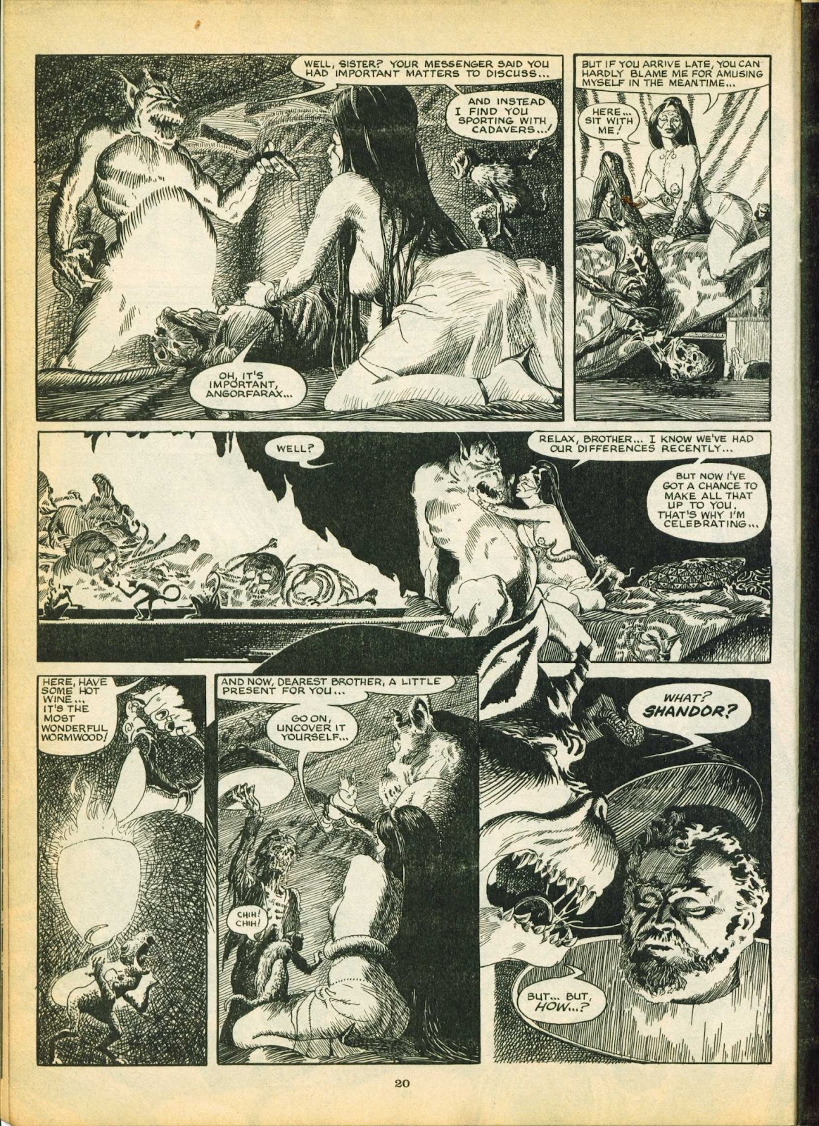 Warrior Issue #5 #6 - English 20