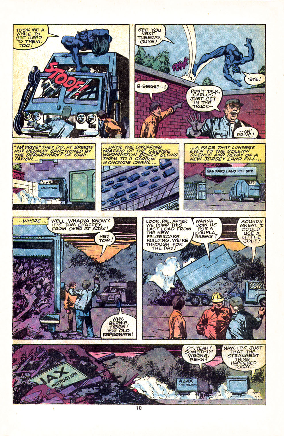 The Avengers (1963) 183 Page 6