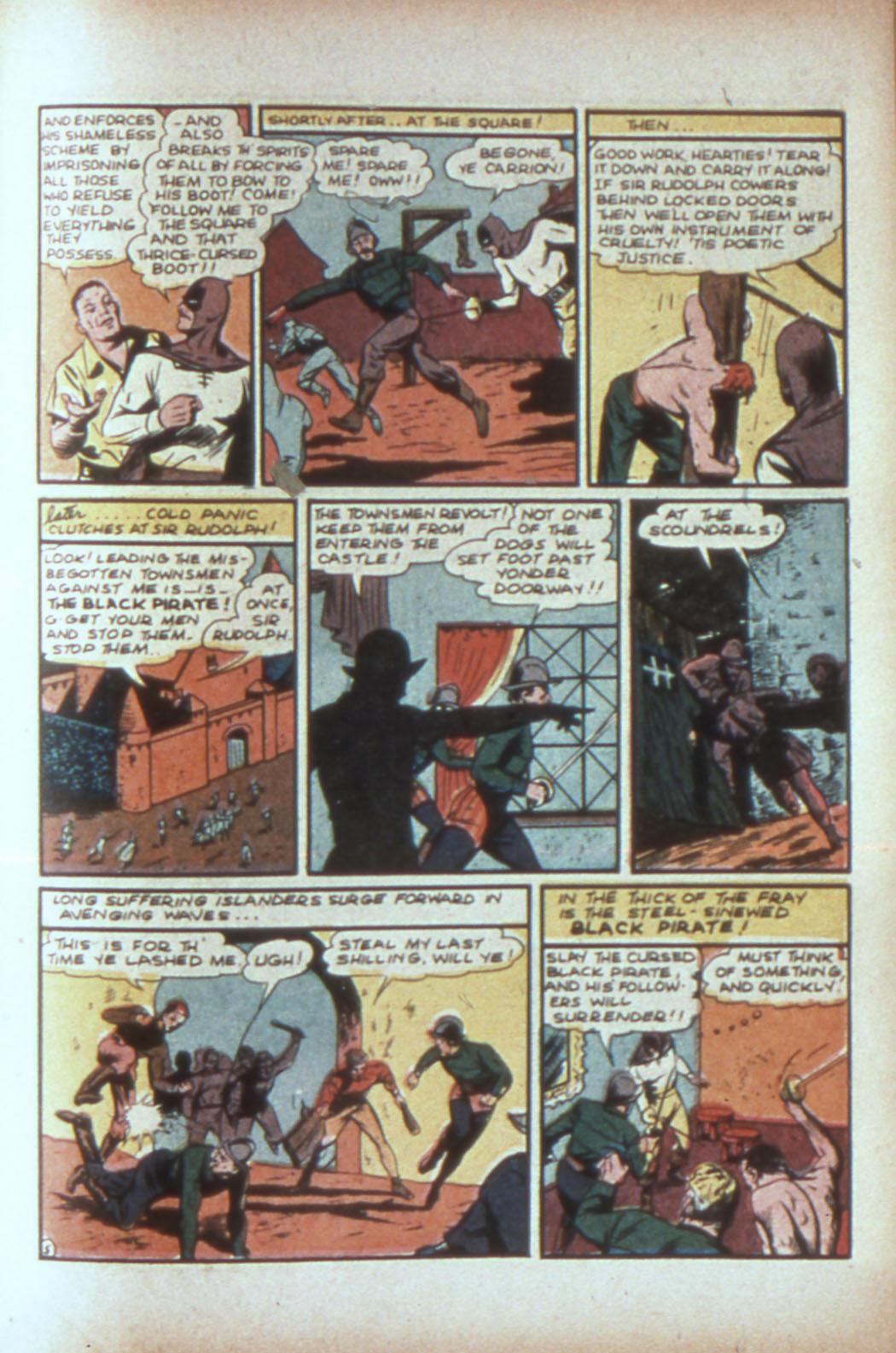 Read online Sensation (Mystery) Comics comic -  Issue #19 - 47