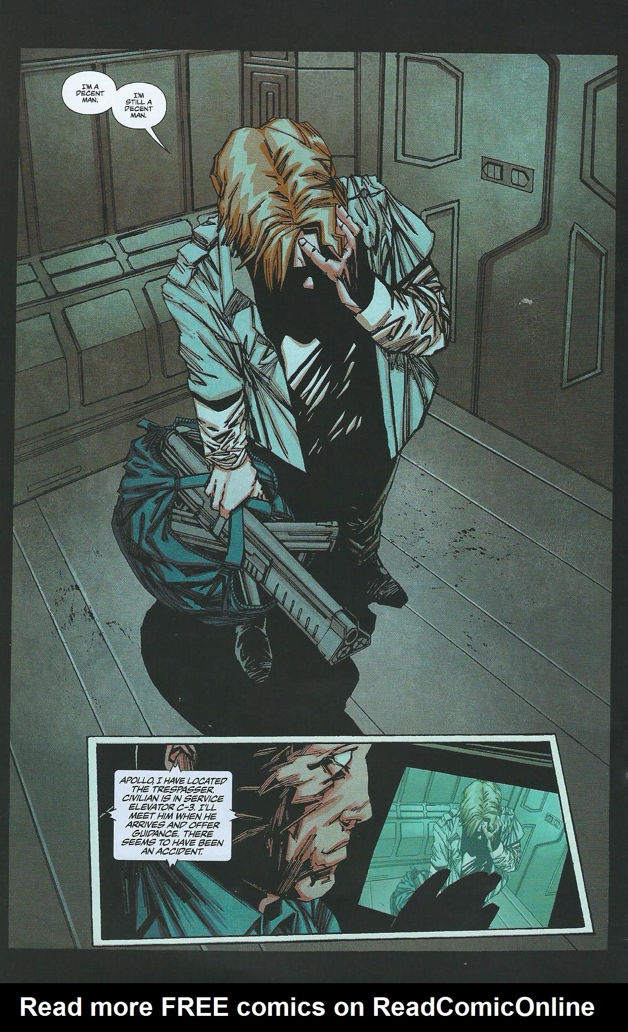 Read online Alien: Isolation comic -  Issue # Full - 13