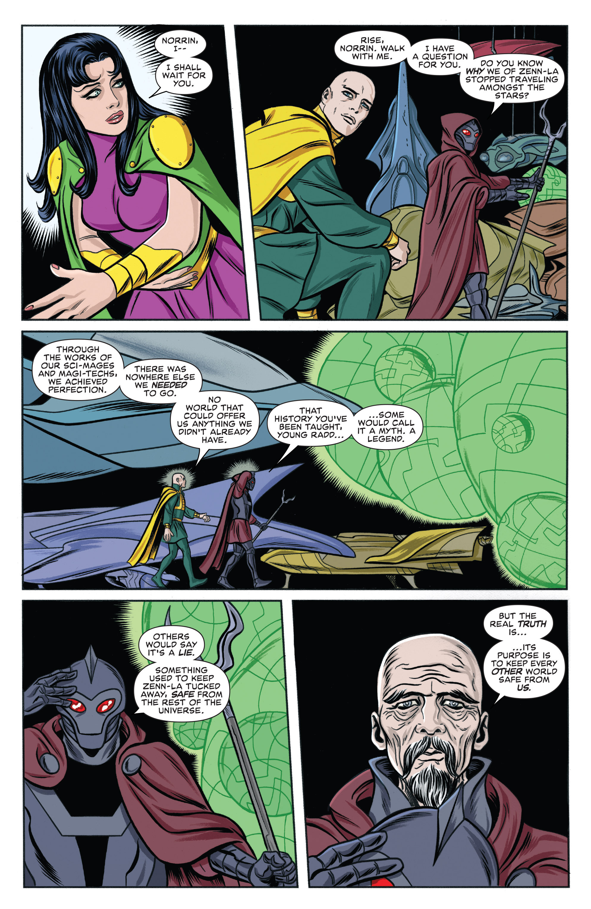 Read online Silver Surfer (2016) comic -  Issue #2 - 4