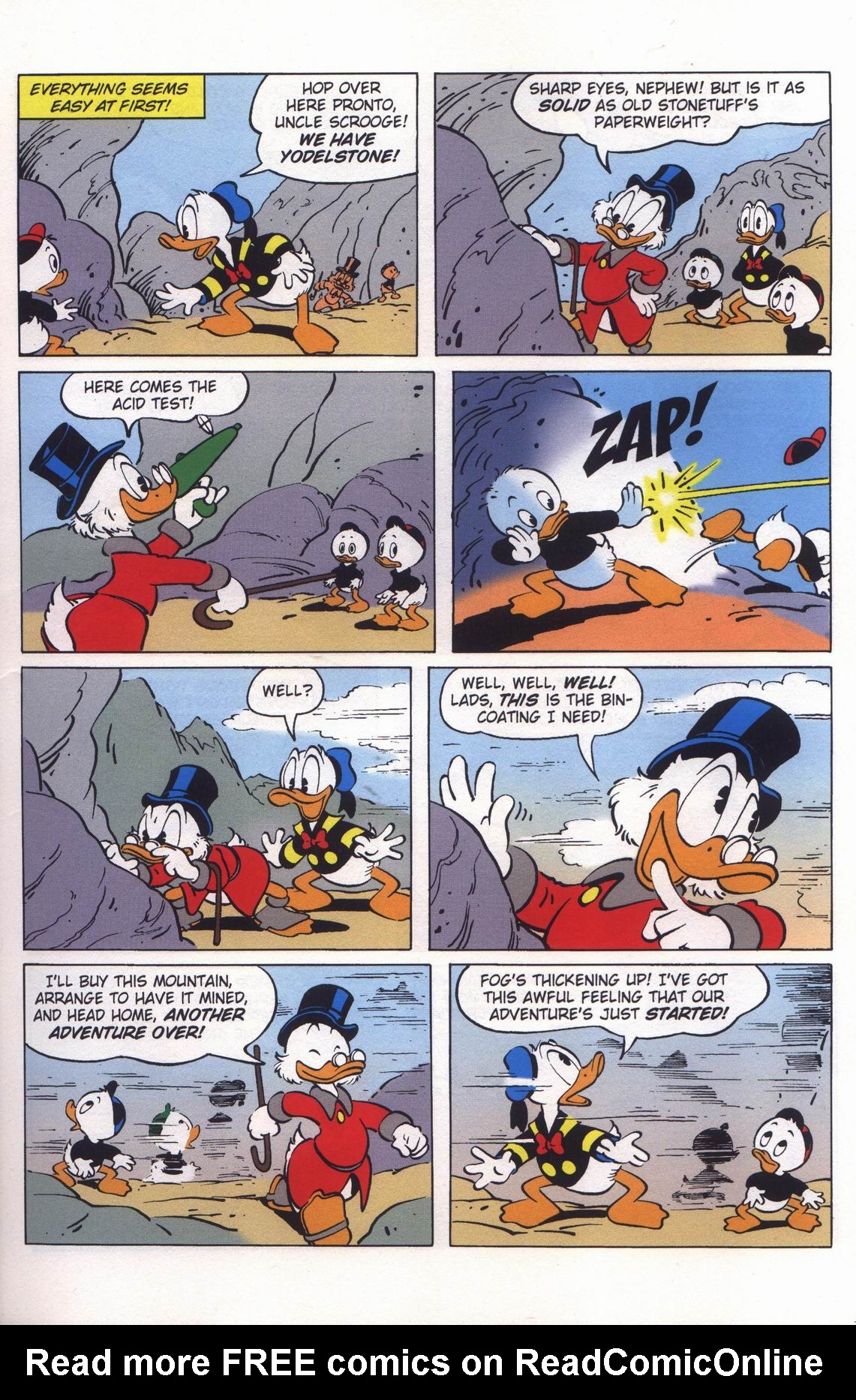 Read online Uncle Scrooge (1953) comic -  Issue #313 - 13