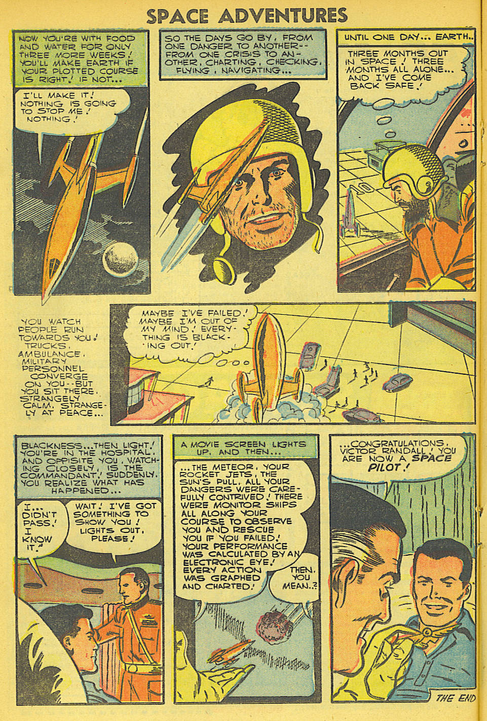Space Adventures (1952) issue 21 - Page 16
