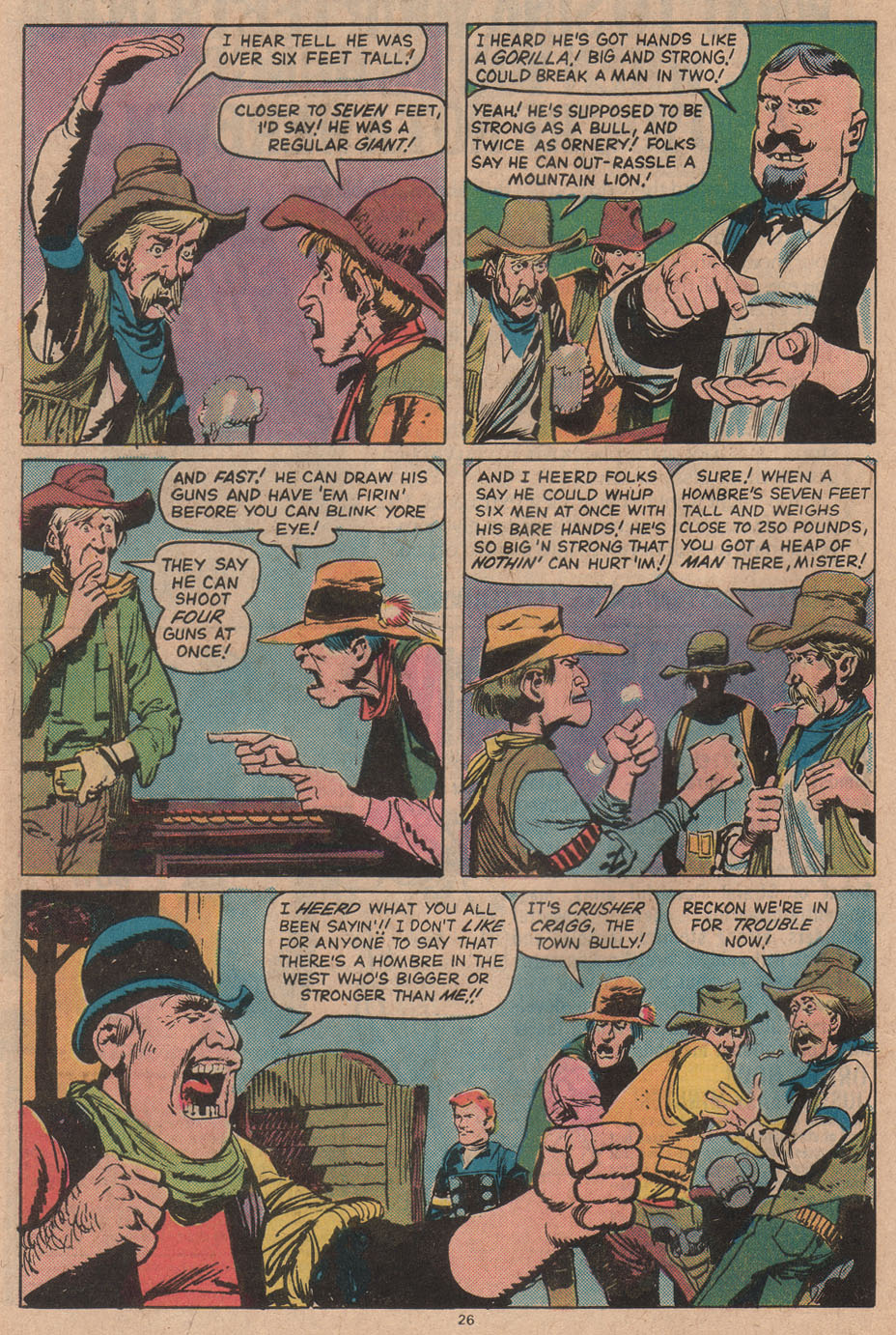 The Rawhide Kid (1955) issue 142 - Page 28