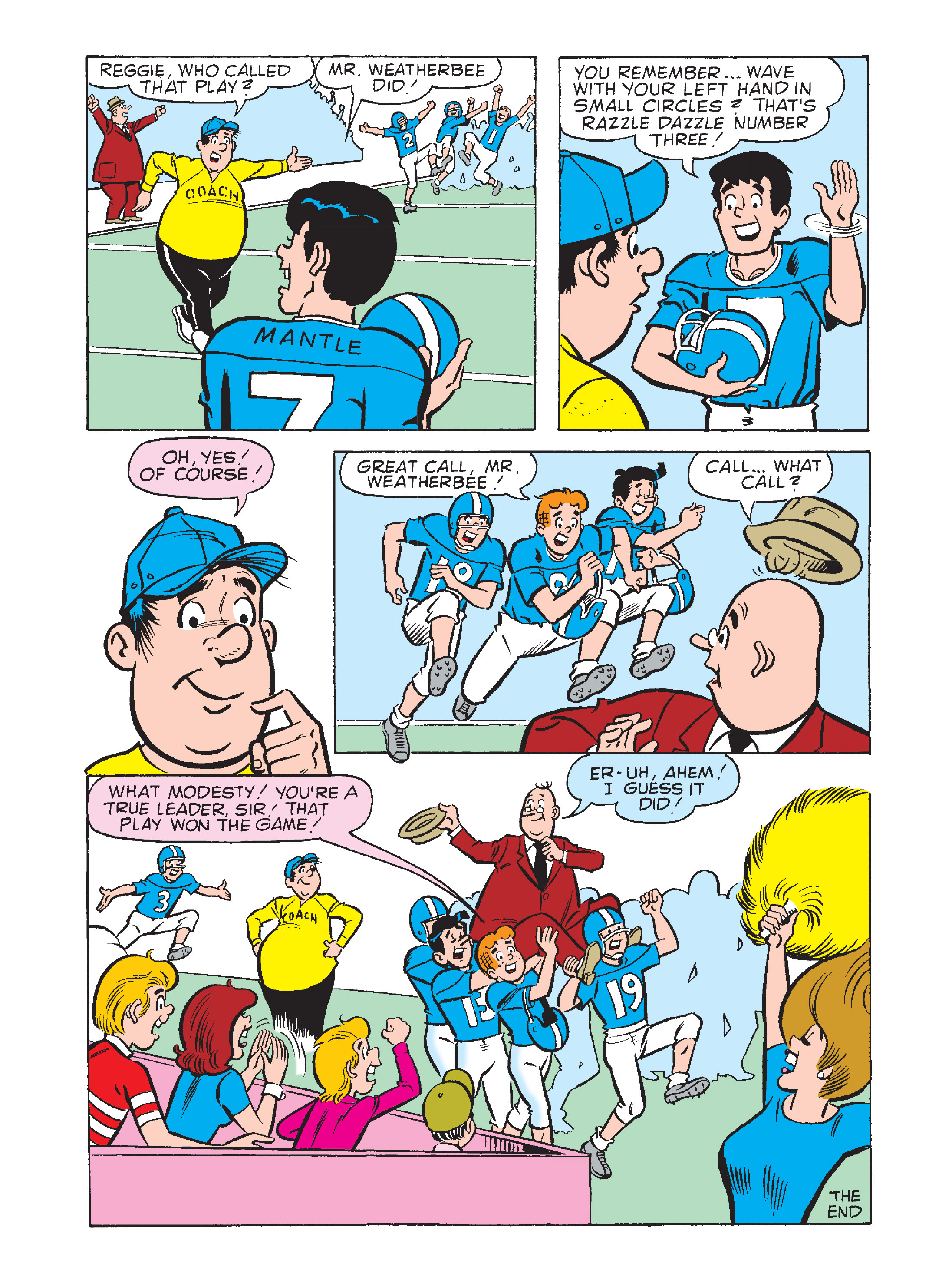 Read online Archie's Funhouse Double Digest comic -  Issue #2 - 78