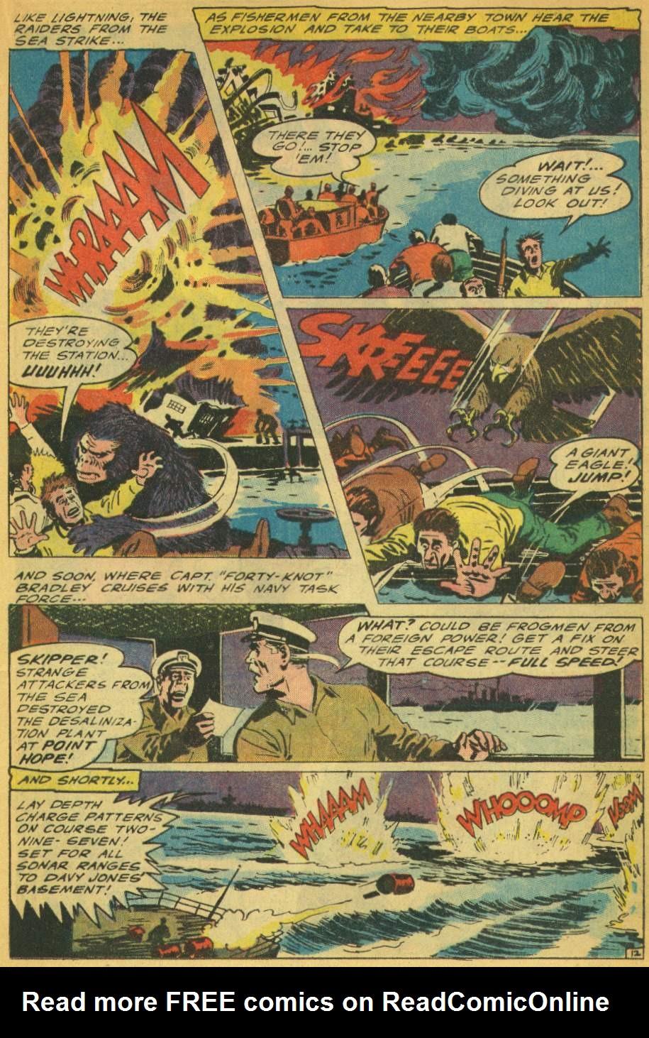Read online Aquaman (1962) comic -  Issue #28 - 17
