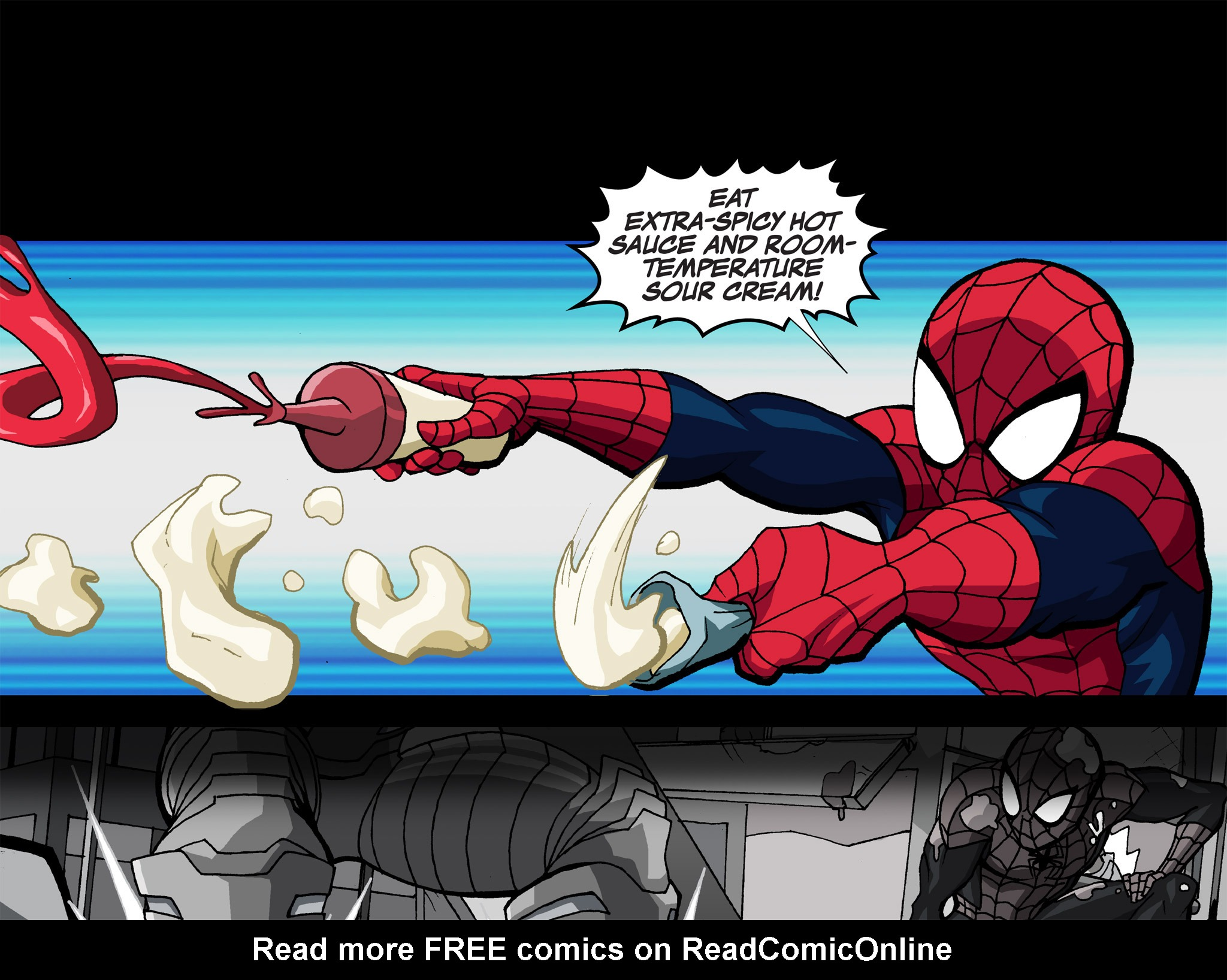 Read online Ultimate Spider-Man (Infinite Comics) (2015) comic -  Issue #3 - 33