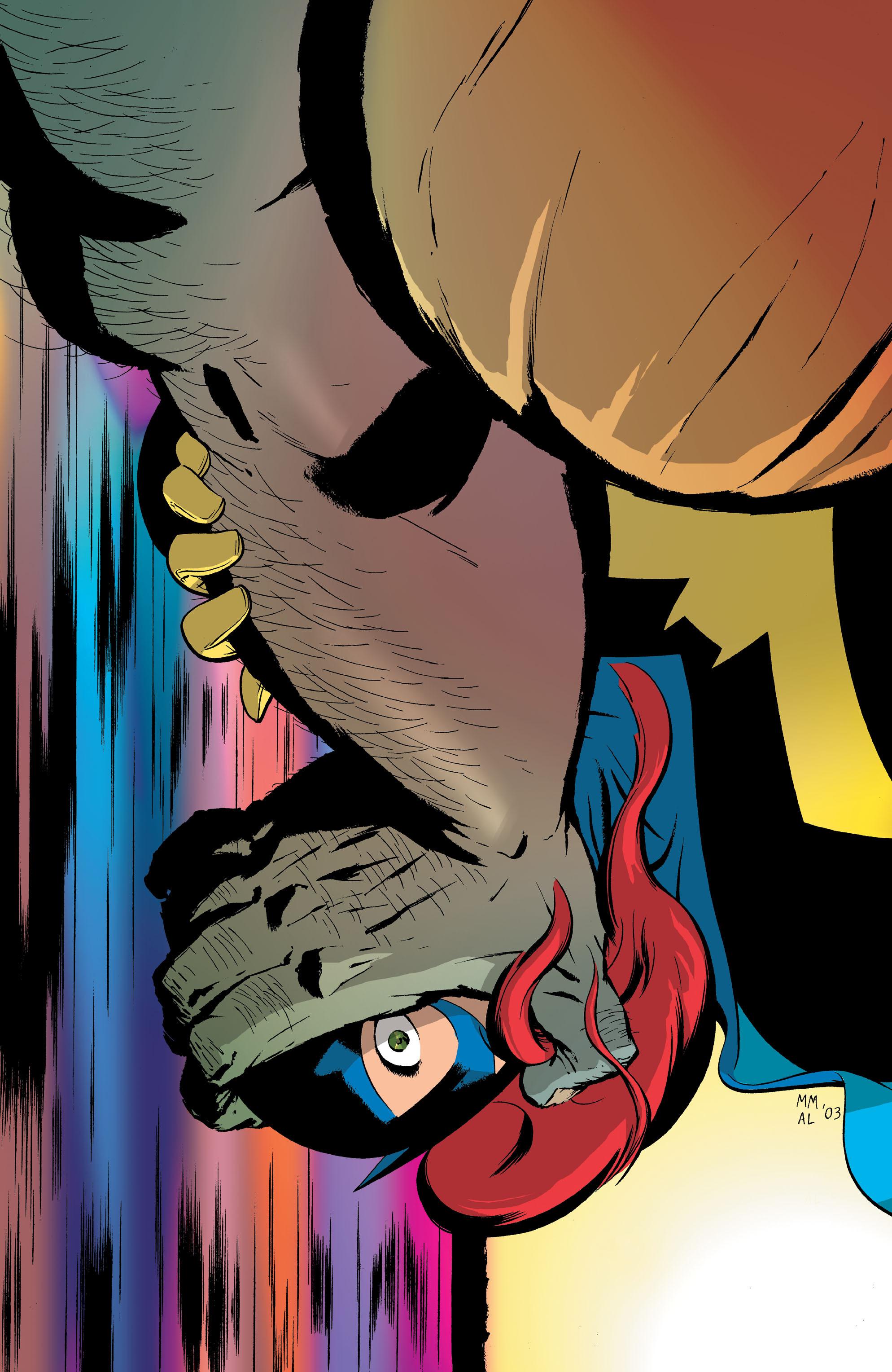 Read online Batgirl/Robin: Year One comic -  Issue # TPB 2 - 153