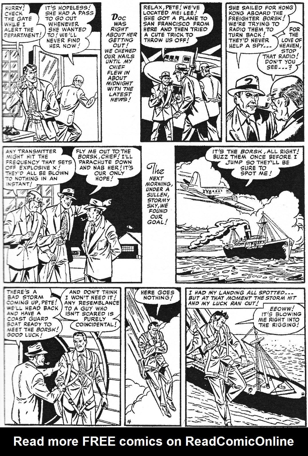 Read online Men of Mystery Comics comic -  Issue #73 - 53