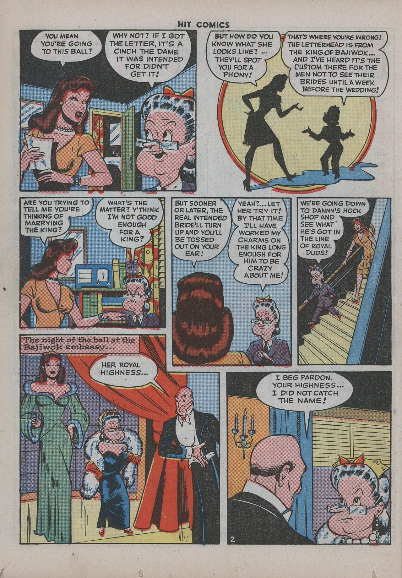 Read online Hit Comics comic -  Issue #38 - 29