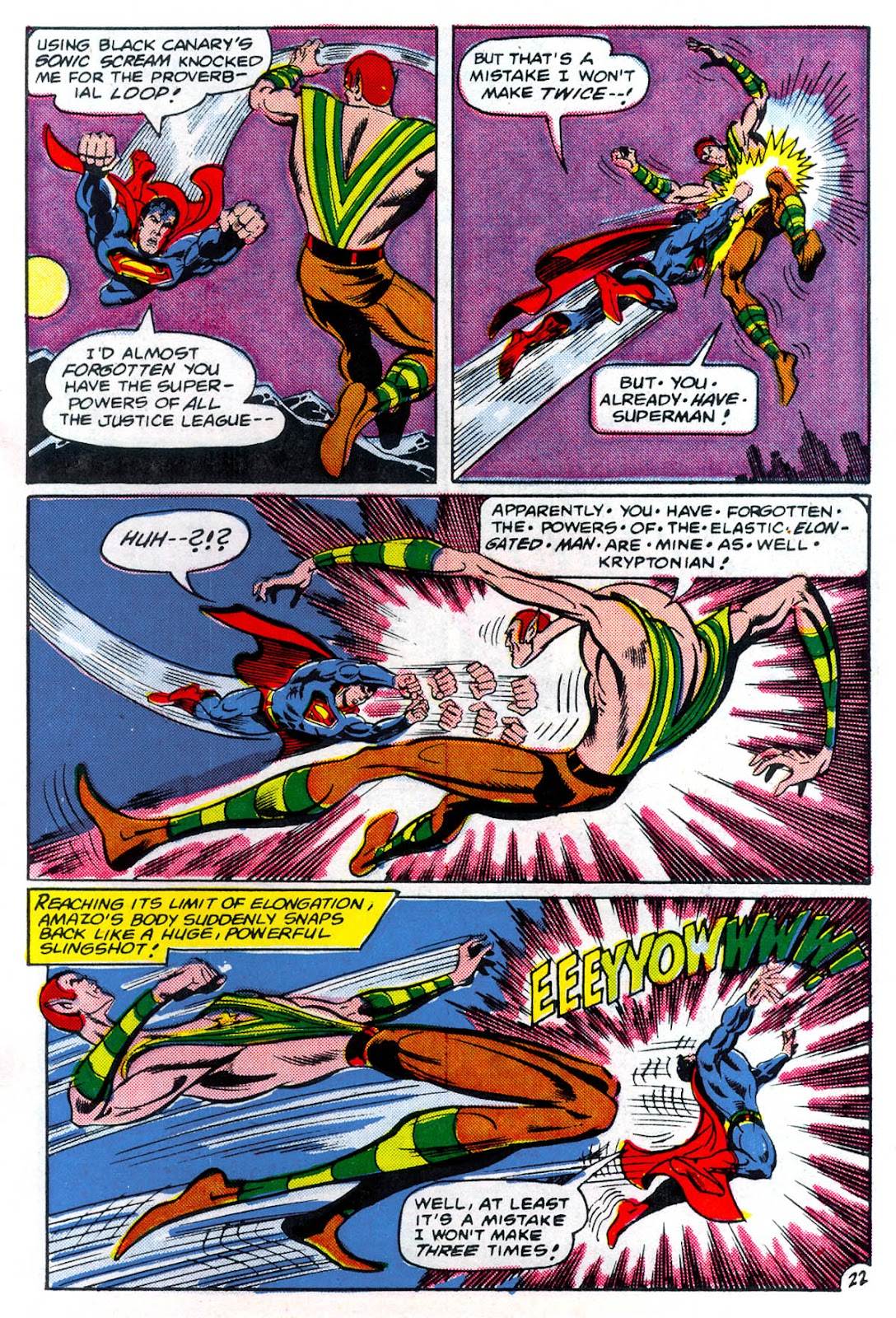 Read online Superman Special (1983) comic -  Issue #3 - 23