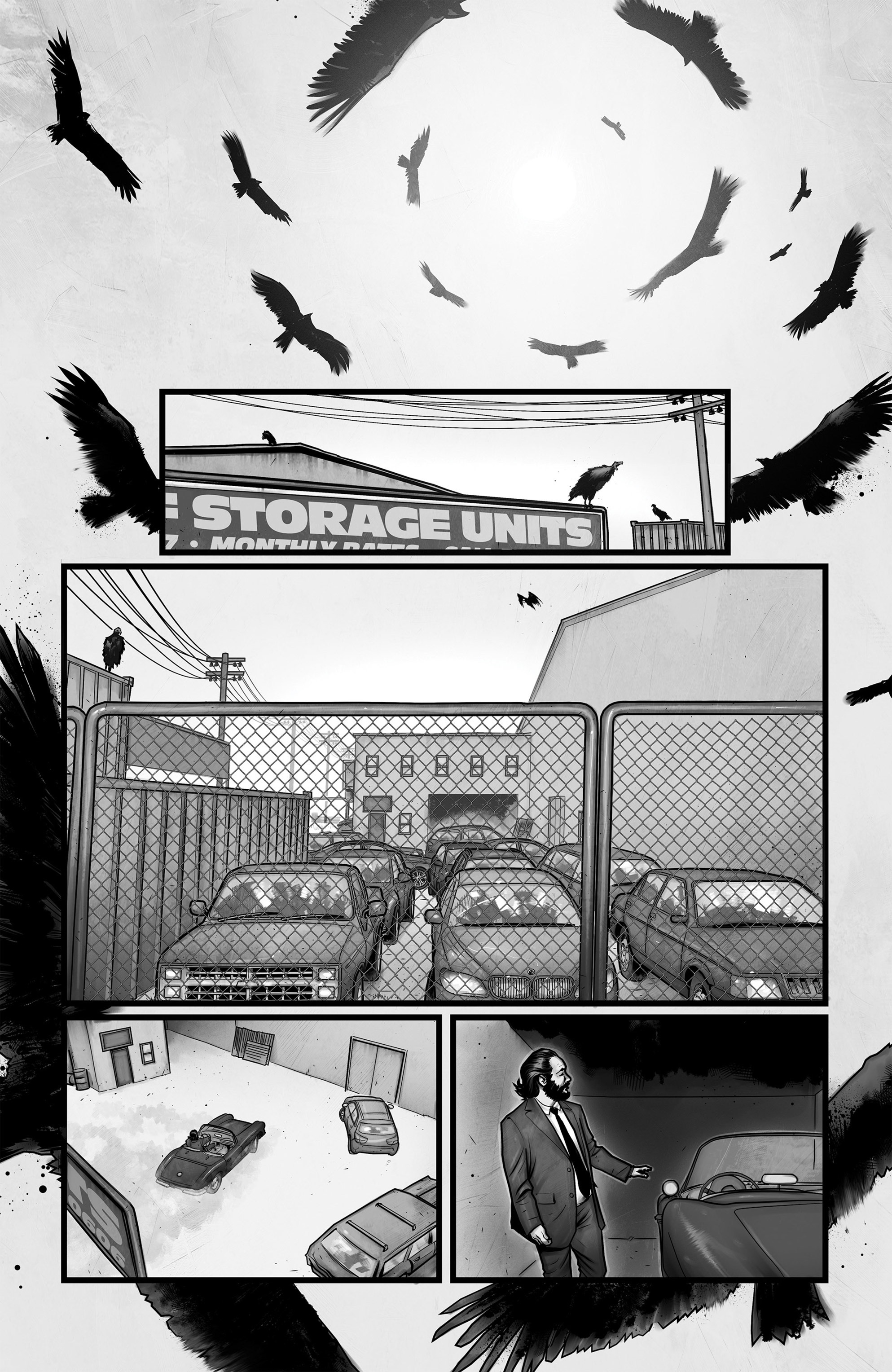 Read online Self Storage comic -  Issue #6 - 18