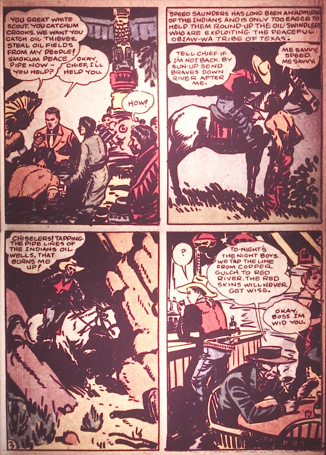 Read online Detective Comics (1937) comic -  Issue #12 - 5