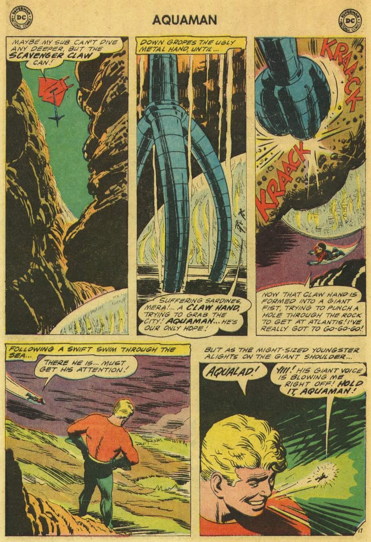 Aquaman (1962) Issue #21 #21 - English 24