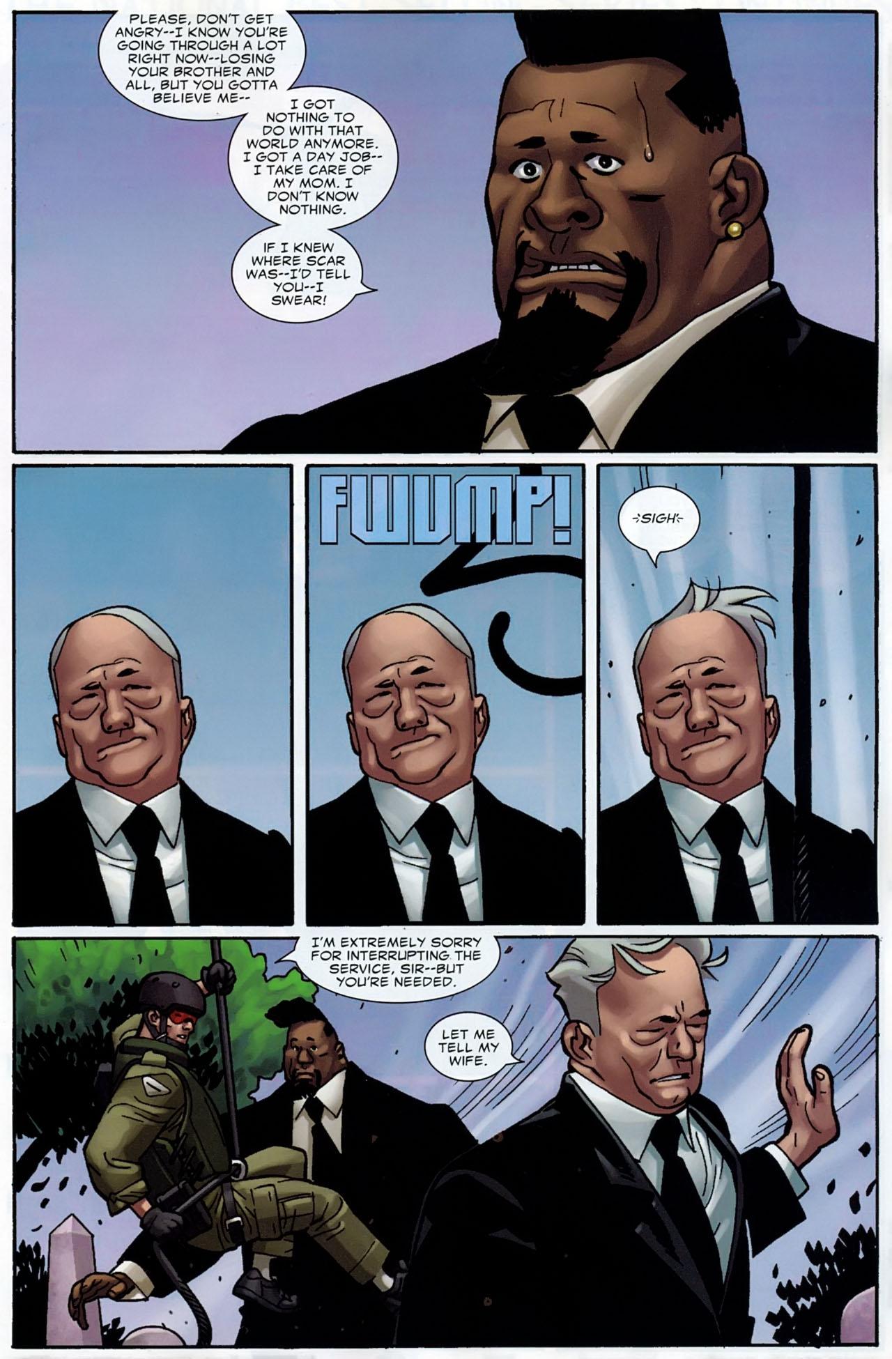 Read online Destroyer comic -  Issue #2 - 4
