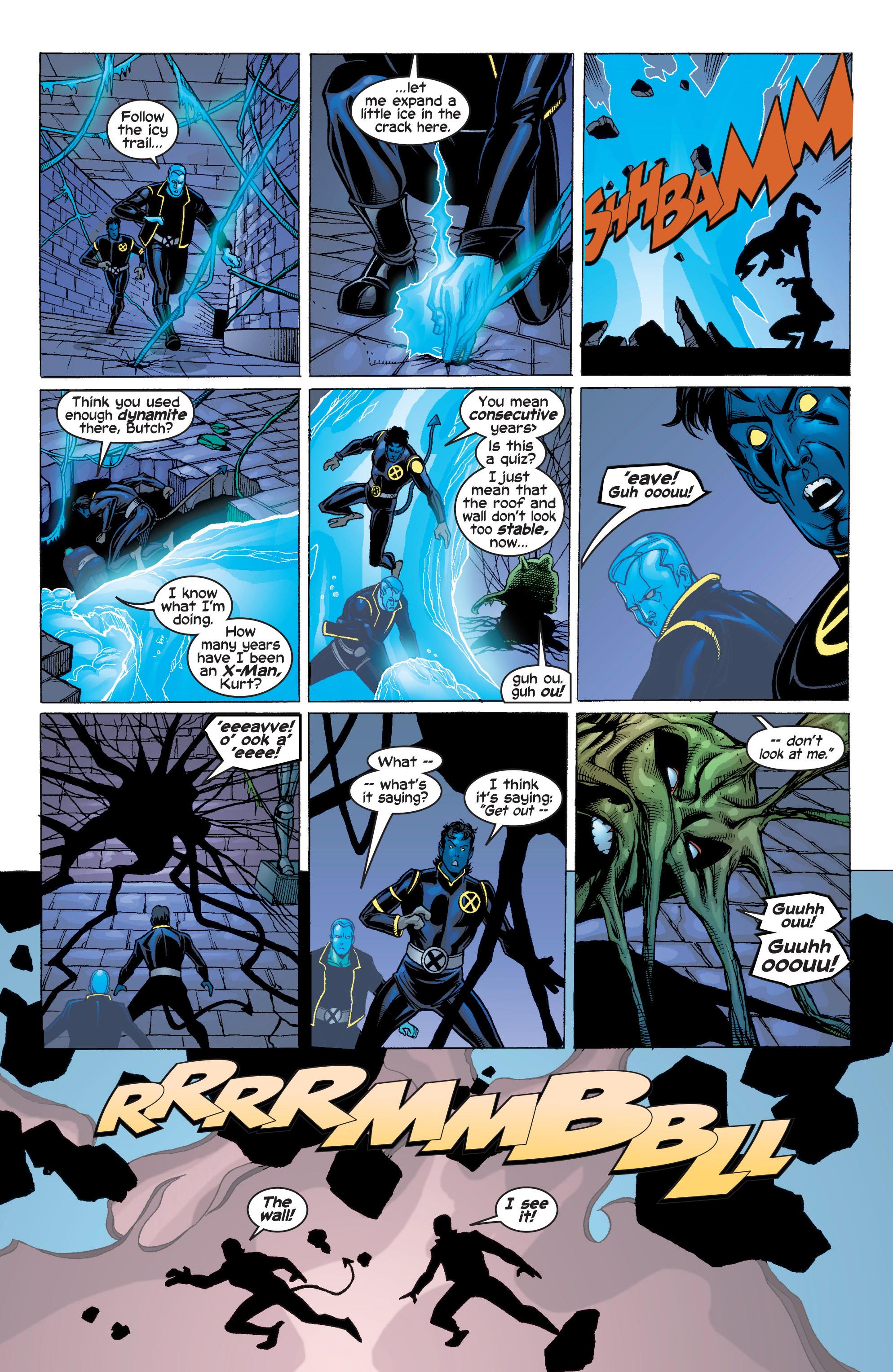 Read online Uncanny X-Men (1963) comic -  Issue #411 - 22