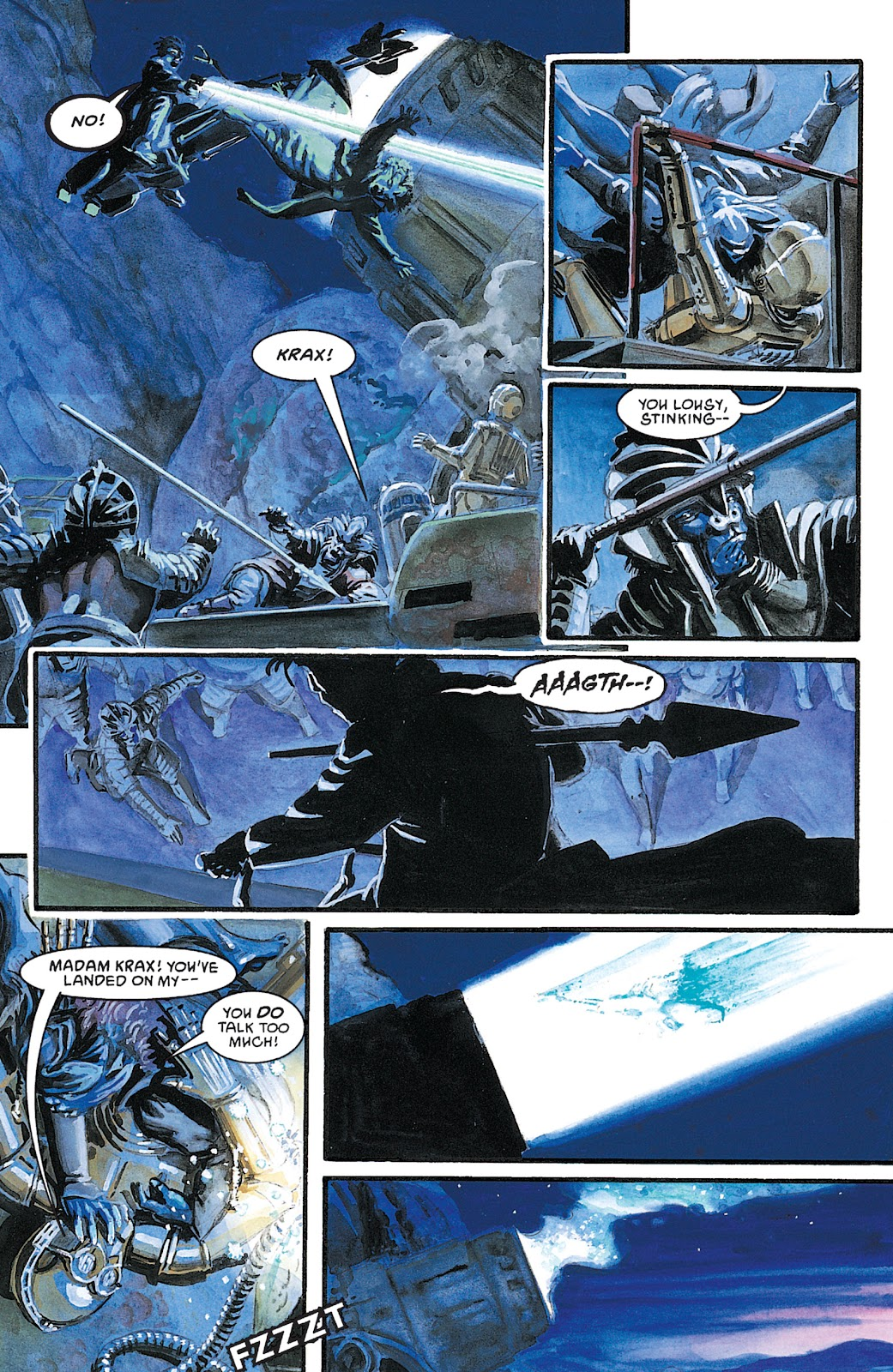 Read online Star Wars Legends Epic Collection: The Empire comic -  Issue # TPB 5 (Part 5) - 30
