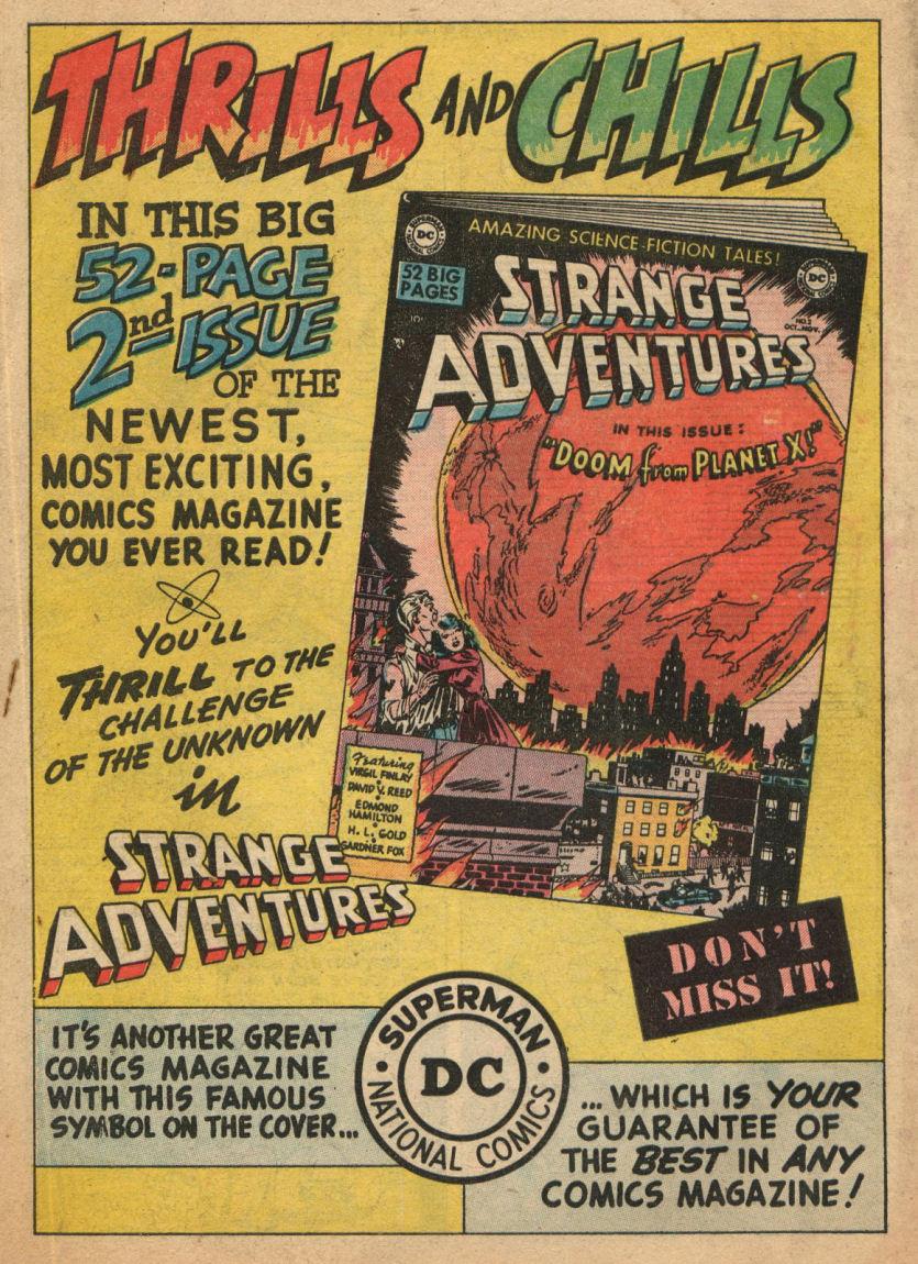 Read online Sensation (Mystery) Comics comic -  Issue #100 - 50