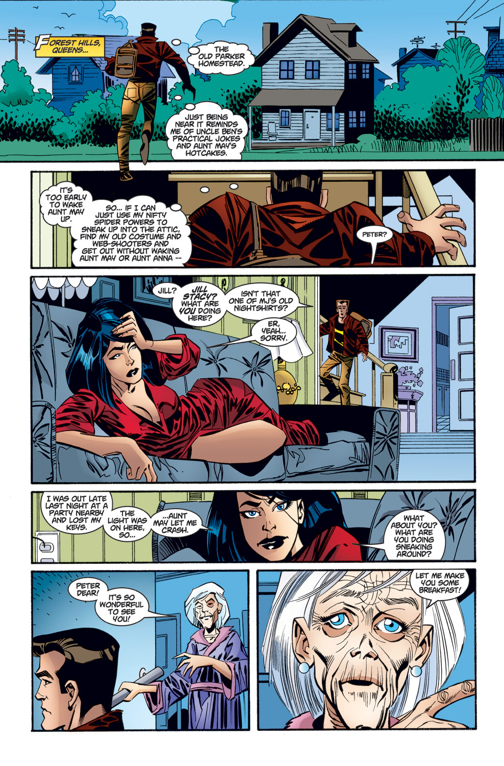 The Amazing Spider-Man (1999) 19 Page 8