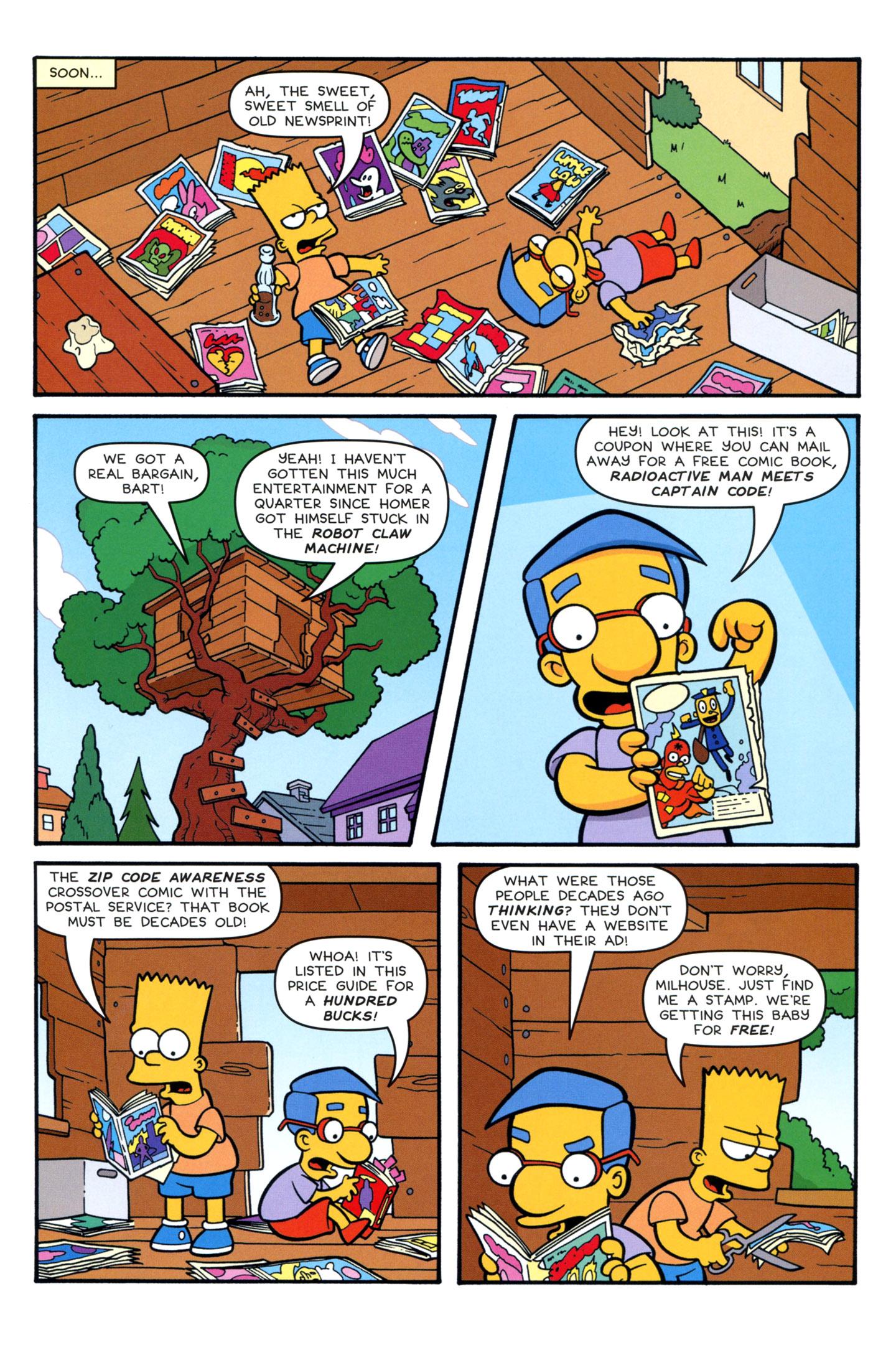Read online Simpsons Comics Presents Bart Simpson comic -  Issue #77 - 19