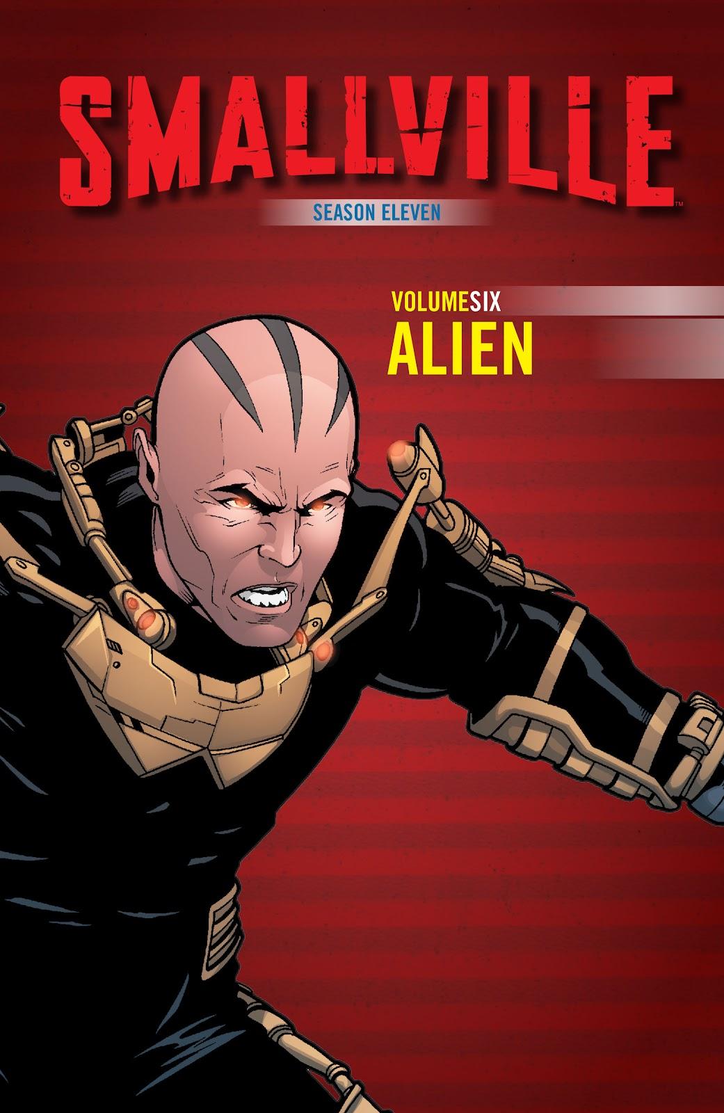 Read online Smallville Season 11 [II] comic -  Issue # TPB 6 - 2