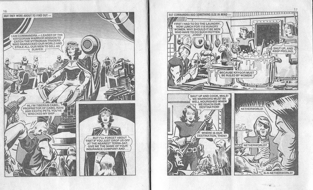 Starblazer issue 194 - Page 9