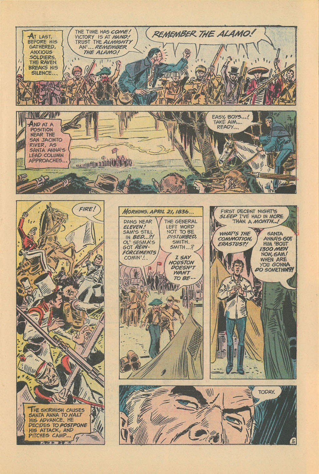 Read online Star Spangled War Stories (1952) comic -  Issue #177 - 26