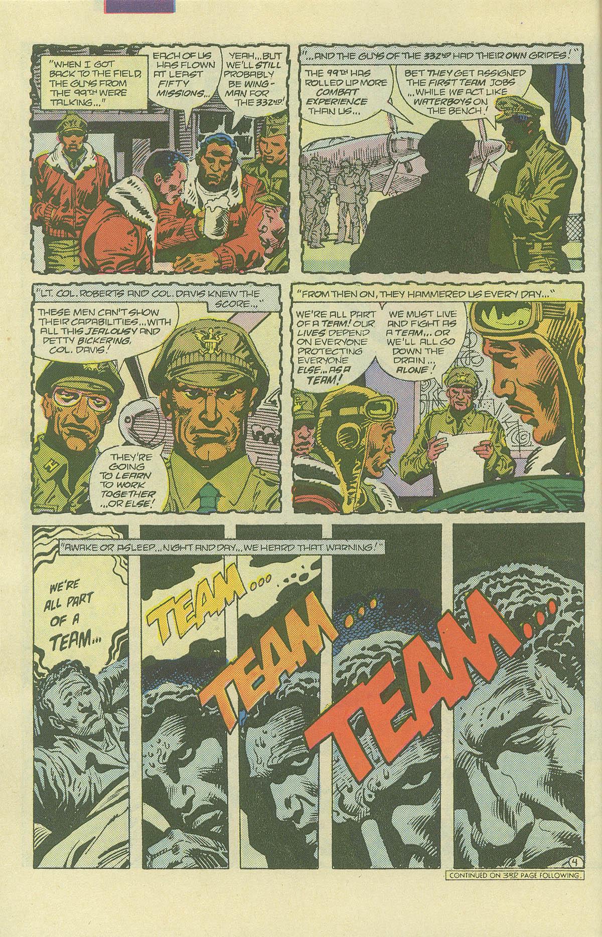 Read online Sgt. Rock comic -  Issue #406 - 5
