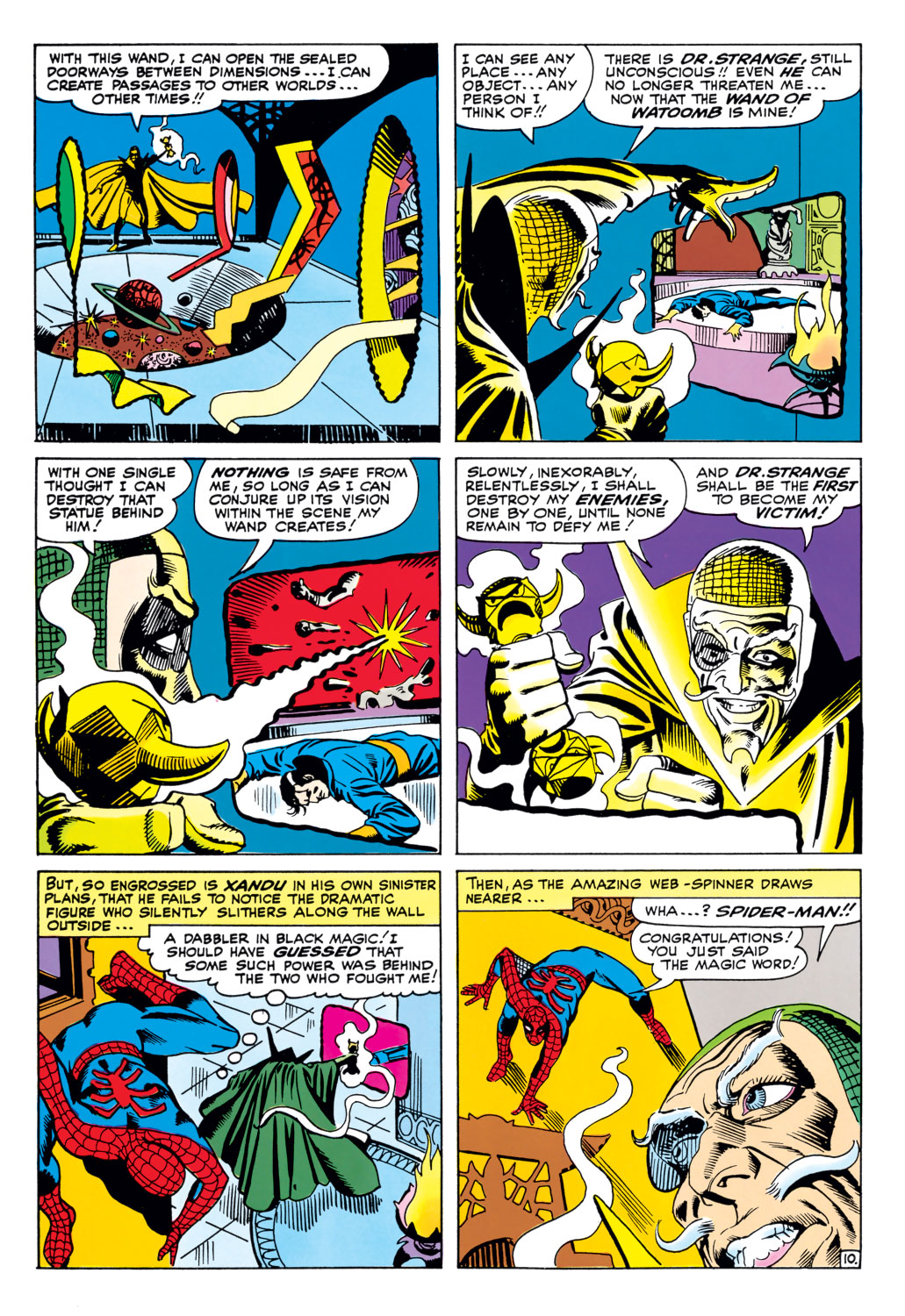 The Amazing Spider-Man (1963) _Annual_2 Page 10