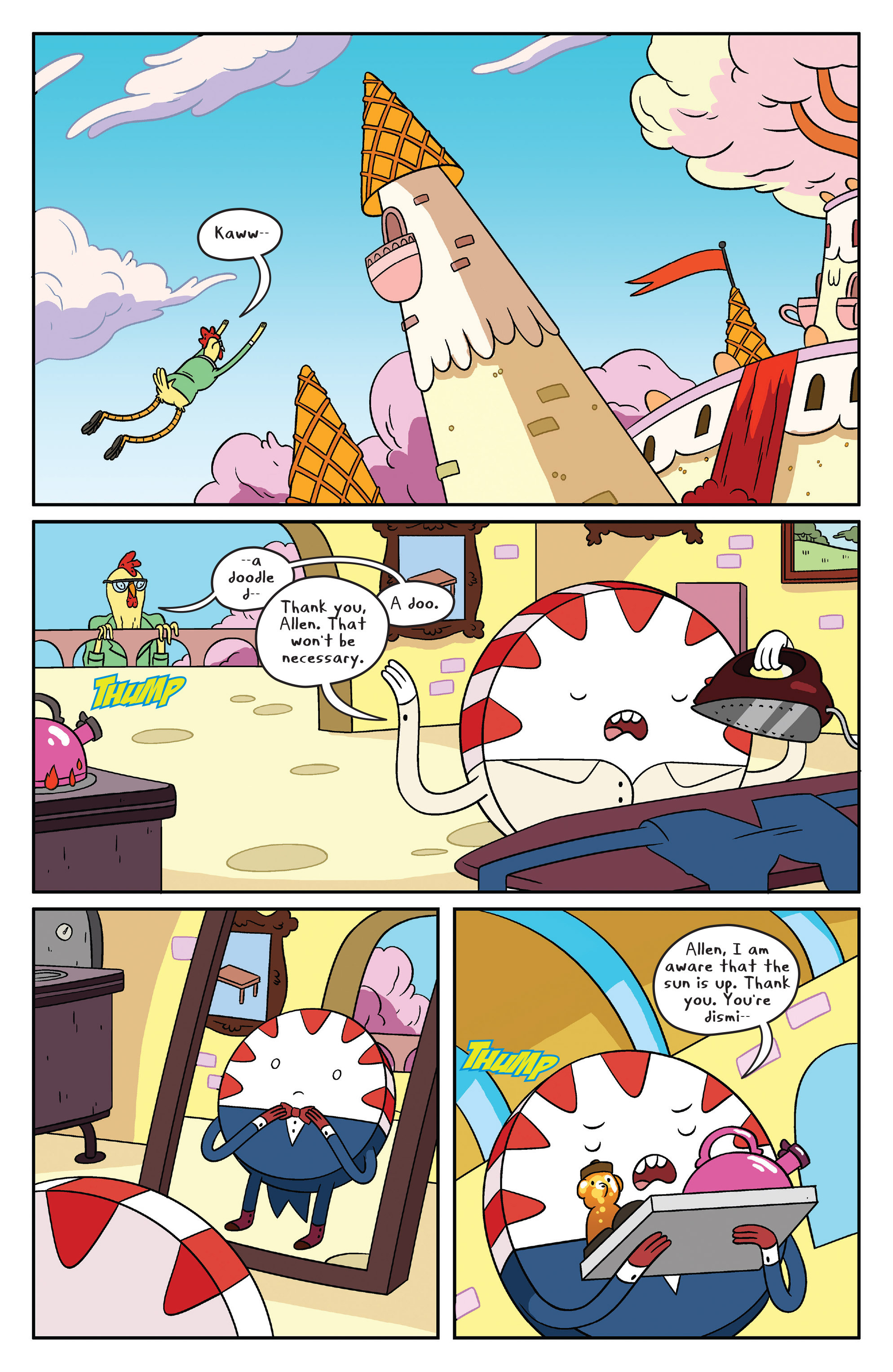 Read online Adventure Time comic -  Issue #41 - 3