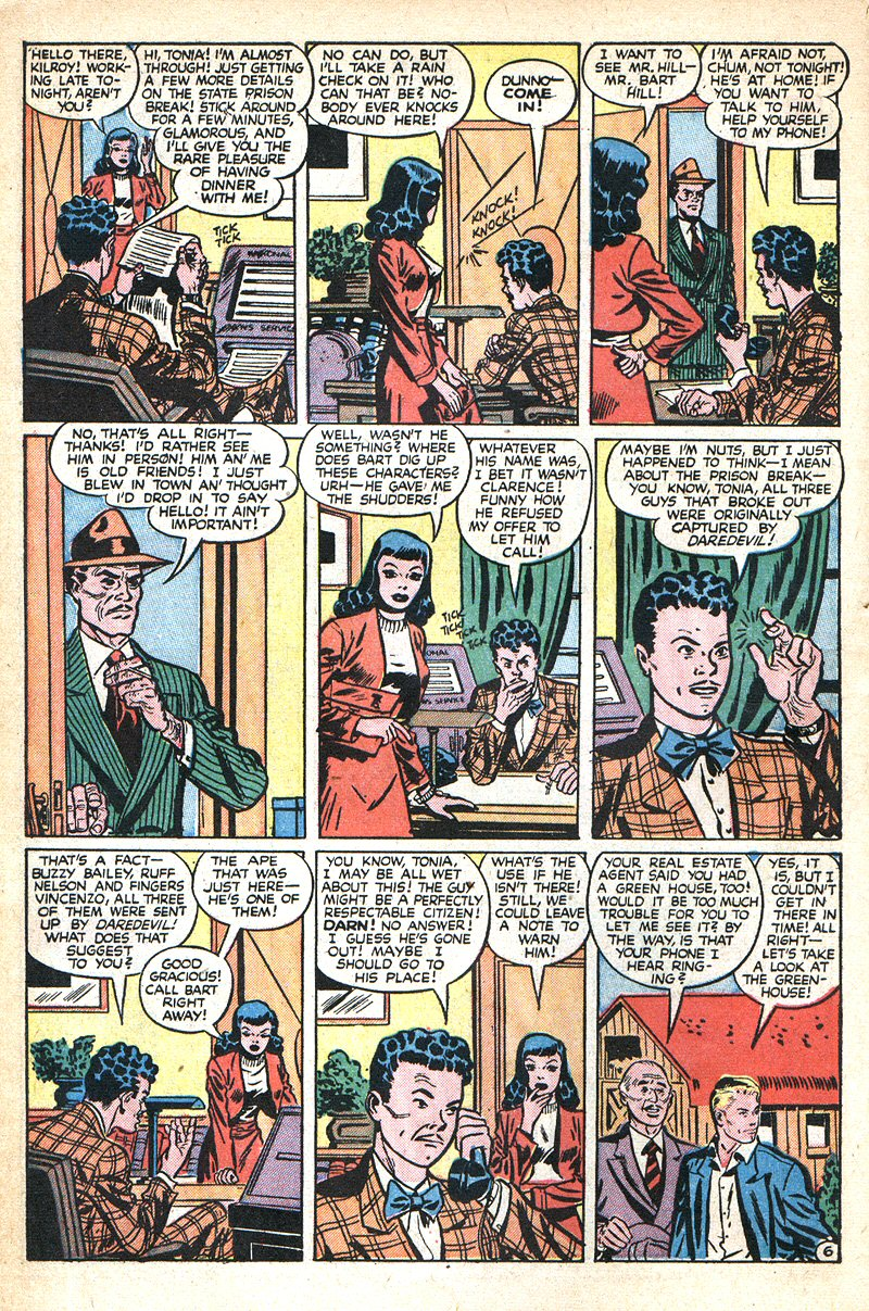 Daredevil (1941) issue 44 - Page 10