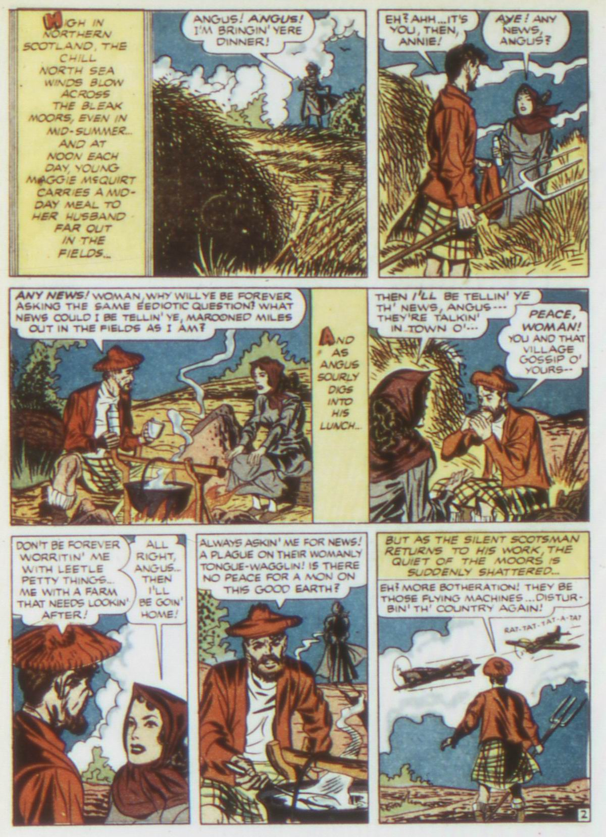 Read online Detective Comics (1937) comic -  Issue #75 - 18