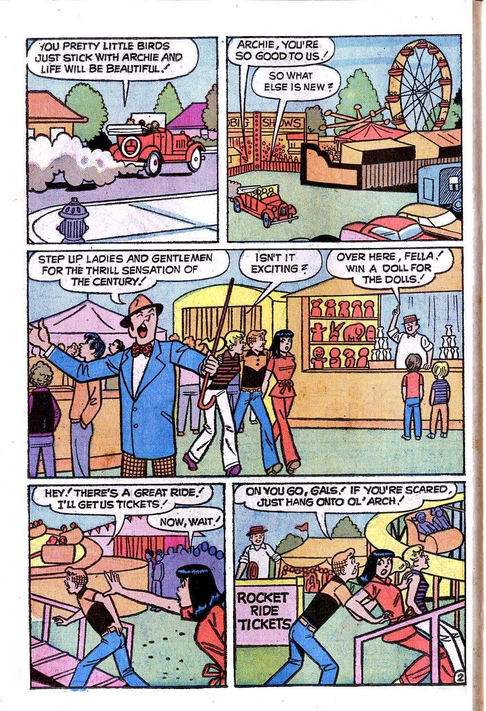 Read online Archie (1960) comic -  Issue #240 - 14