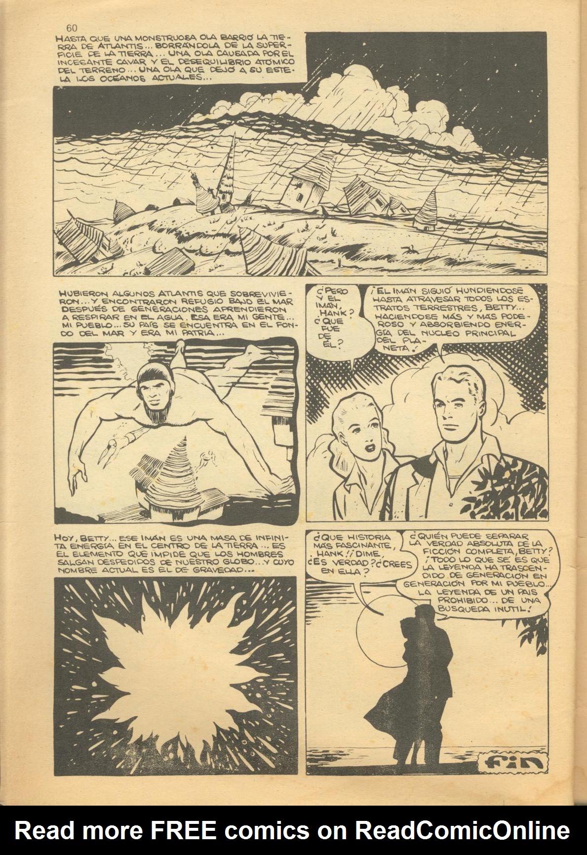 Read online Adventures into Weird Worlds comic -  Issue #1 - 24