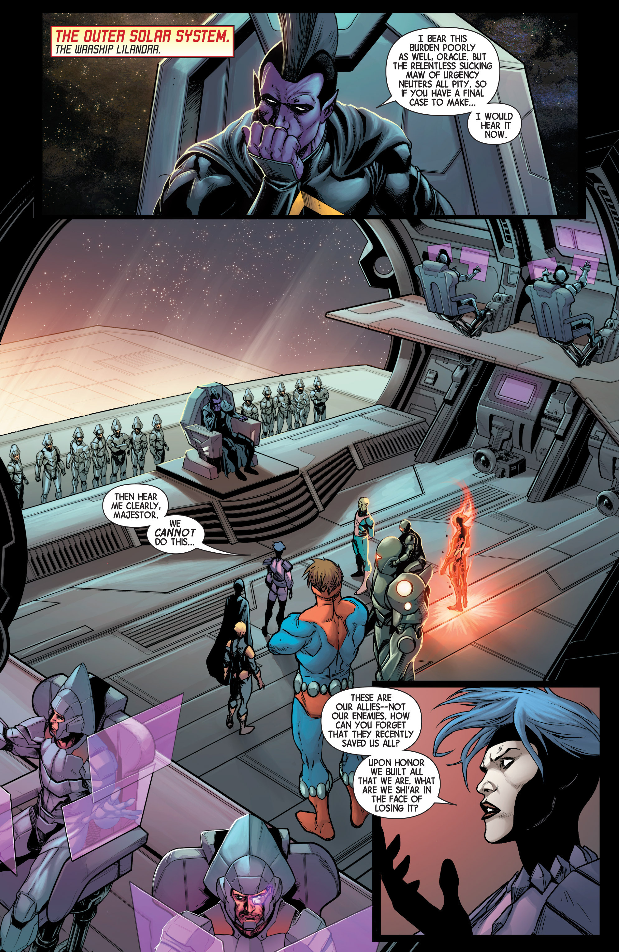 Read online Avengers (2013) comic -  Issue #42 - 16