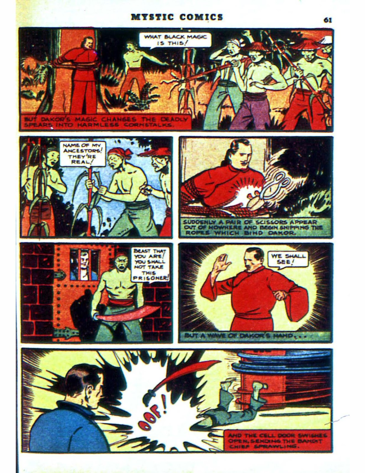 Mystic Comics (1940) issue 2 - Page 63