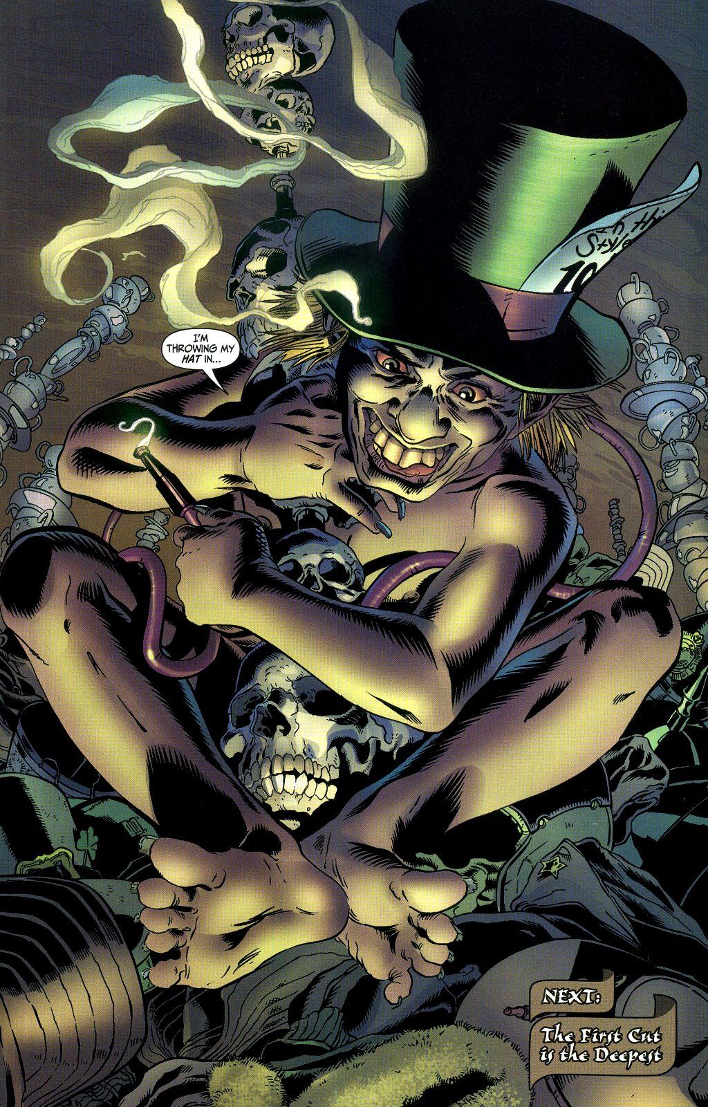 Read online Secret Six (2006) comic -  Issue #1 - 23