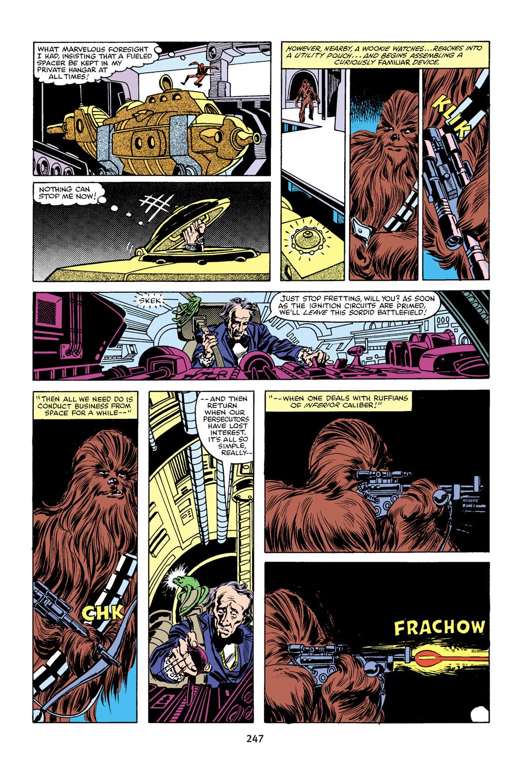 Read online Star Wars Omnibus comic -  Issue # Vol. 16 - 244