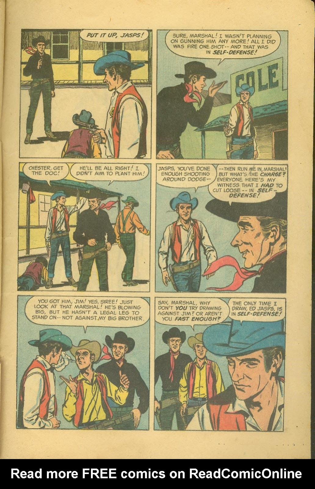 Four Color Comics issue 769 - Page 21