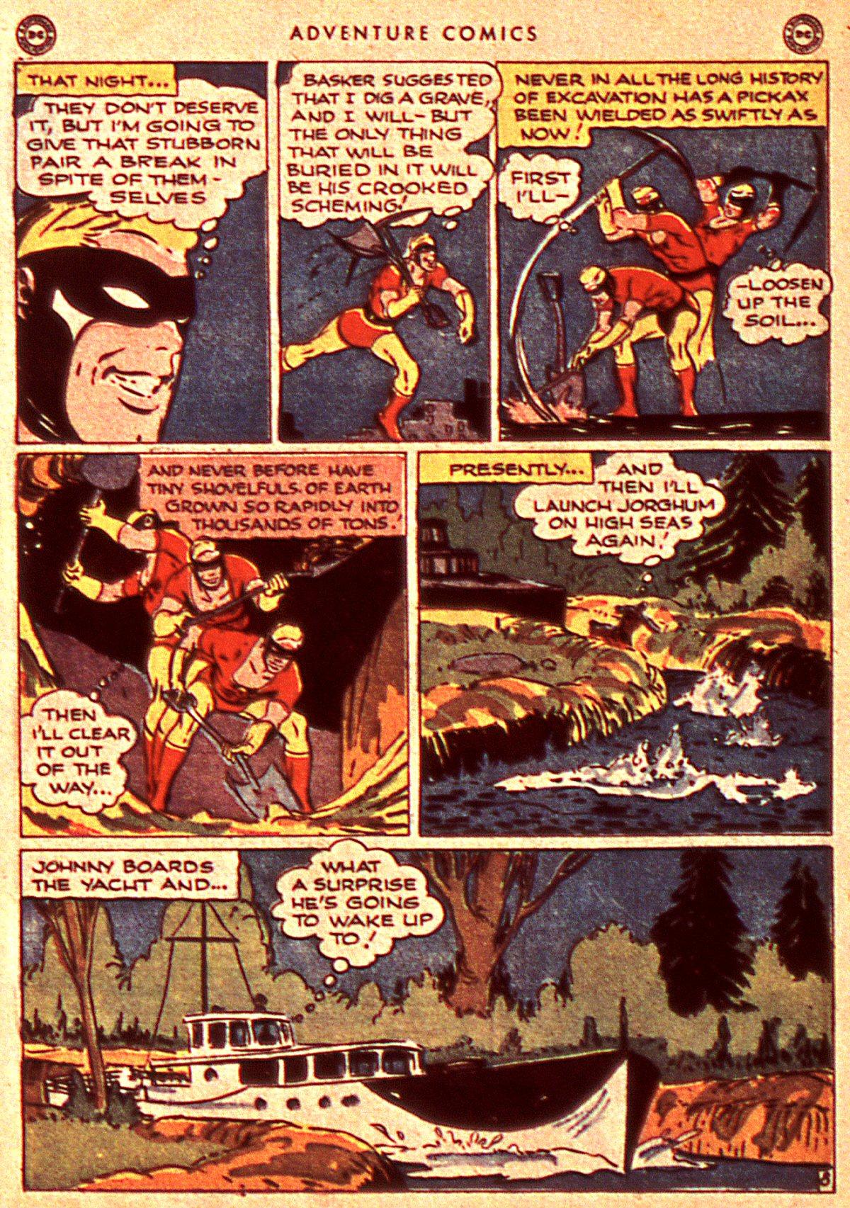 Read online Adventure Comics (1938) comic -  Issue #106 - 28