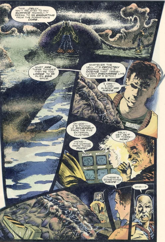 Read online Aliens: Earth War comic -  Issue #3 - 11