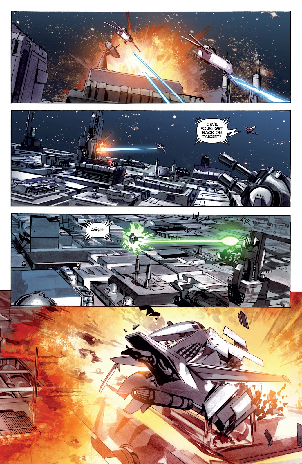 Read online Star Wars Legends: Infinities - Epic Collection comic -  Issue # TPB (Part 4) - 36