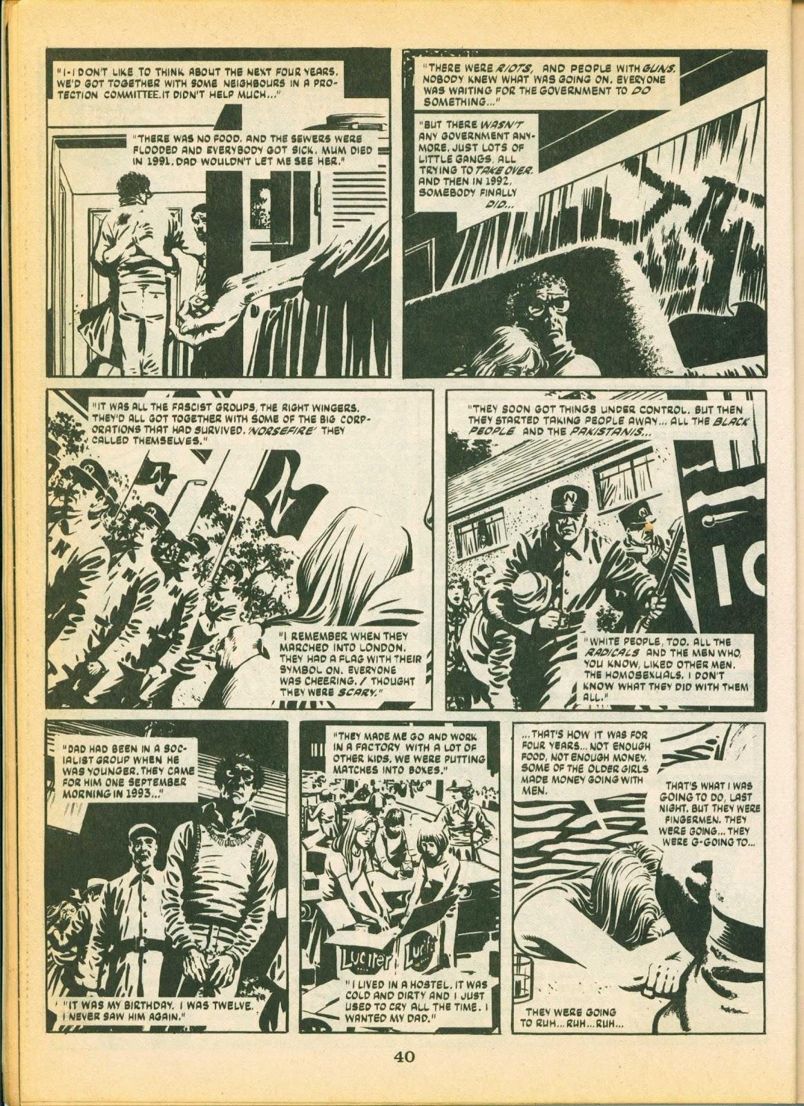 Warrior Issue #3 #4 - English 39