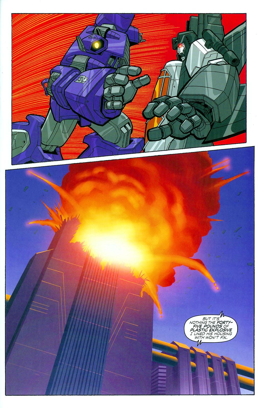 G.I. Joe vs. The Transformers II Issue #4 #5 - English 21