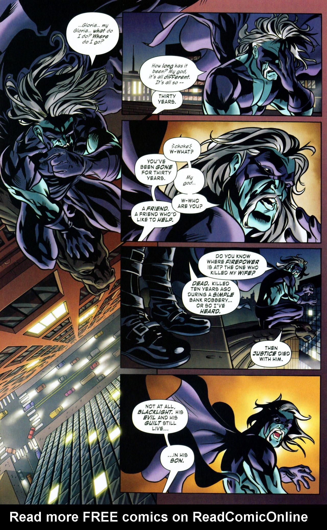 Read online ShadowHawk (2005) comic -  Issue #1 - 13