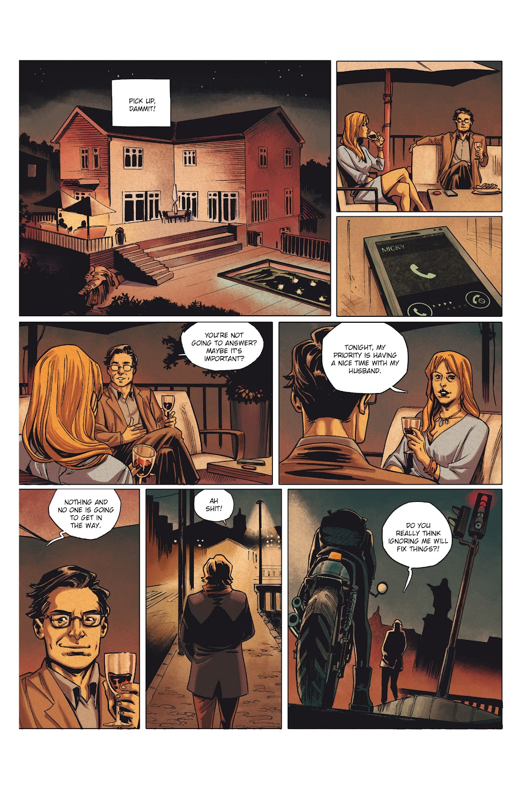 Read online Millennium: The Girl Who Danced With Death comic -  Issue #1 - 52