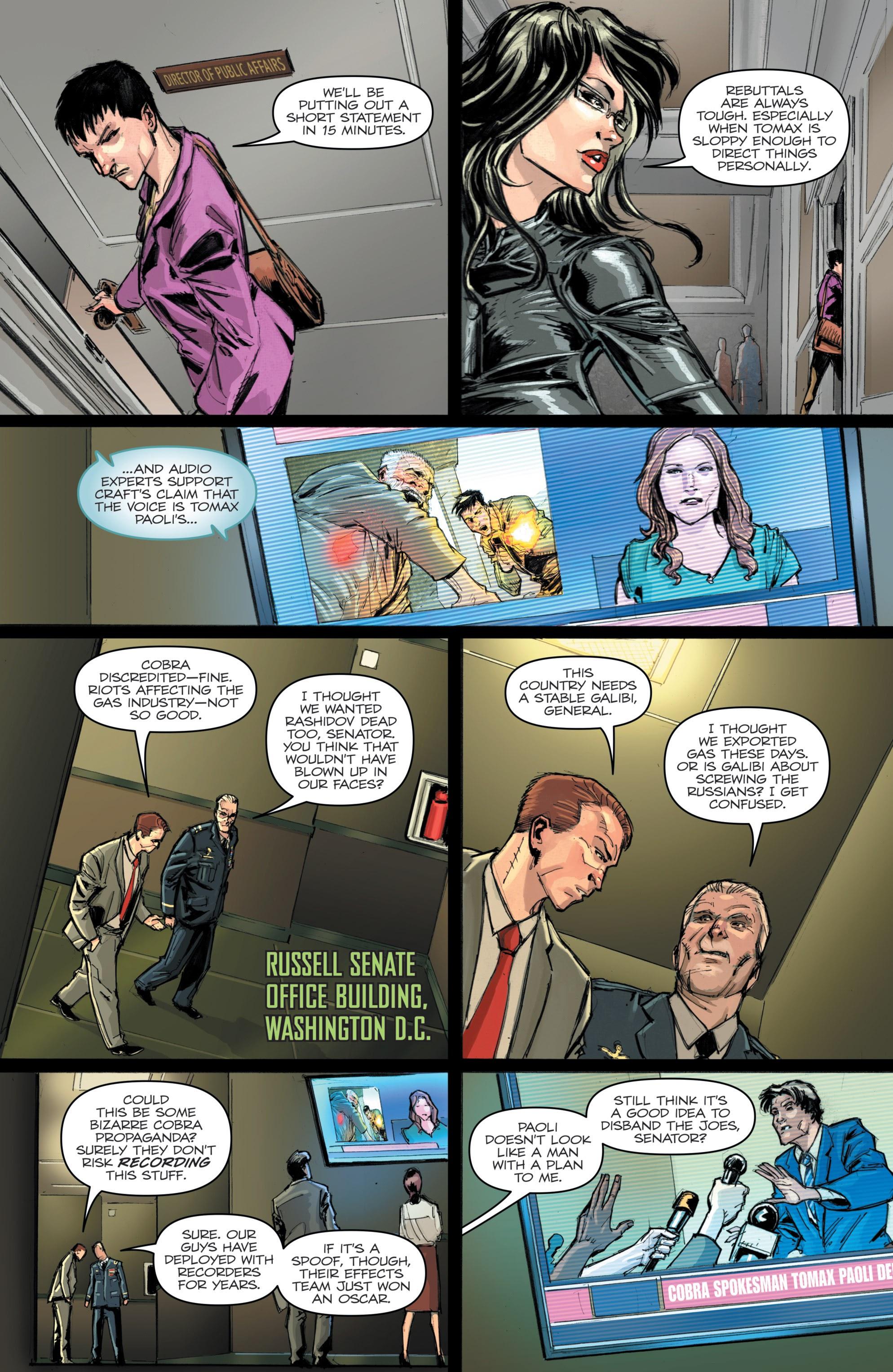 G.I. Joe (2014) #_TPB_2 #10 - English 80