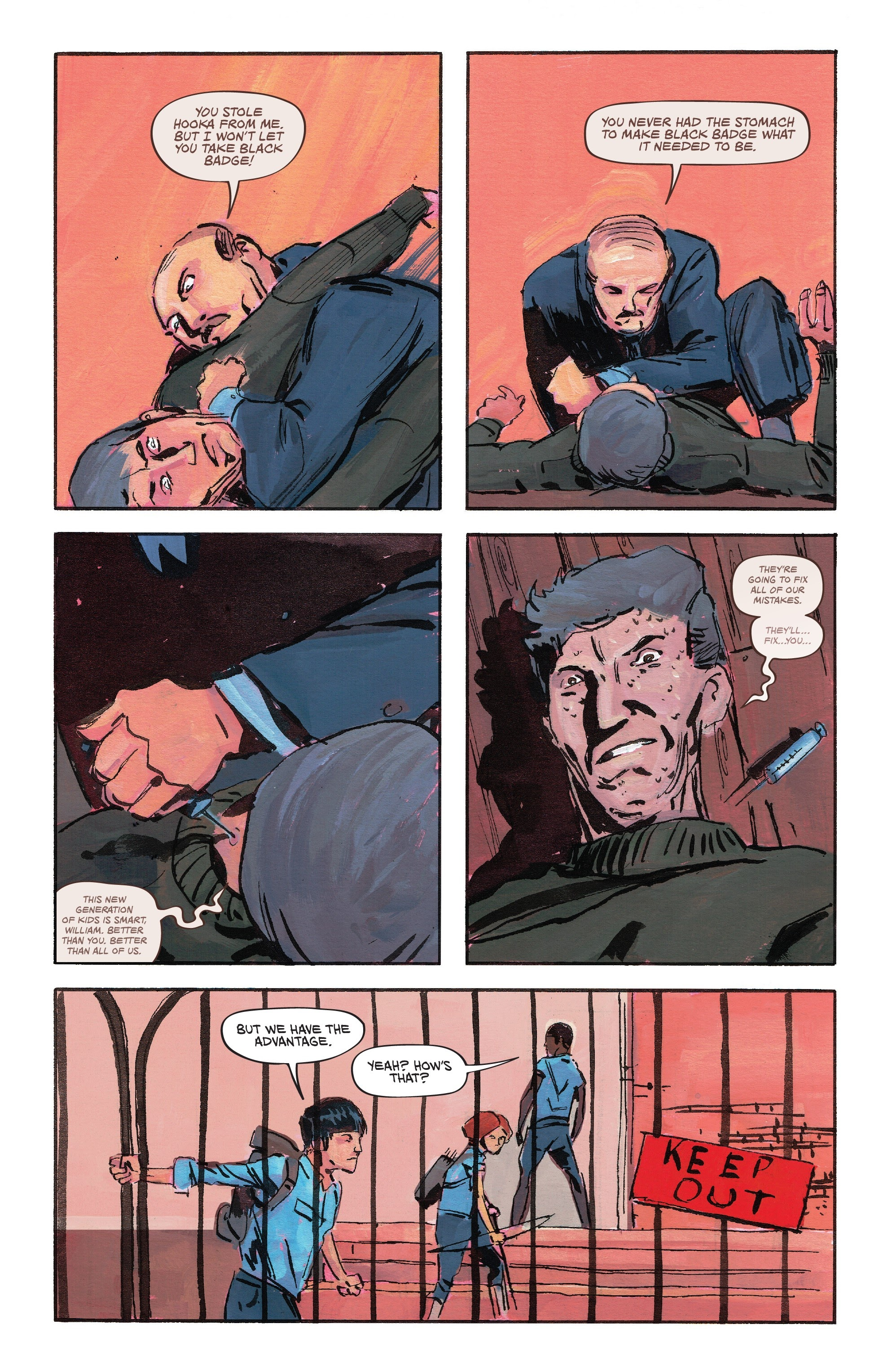 Black Badge issue 10 - Page 22