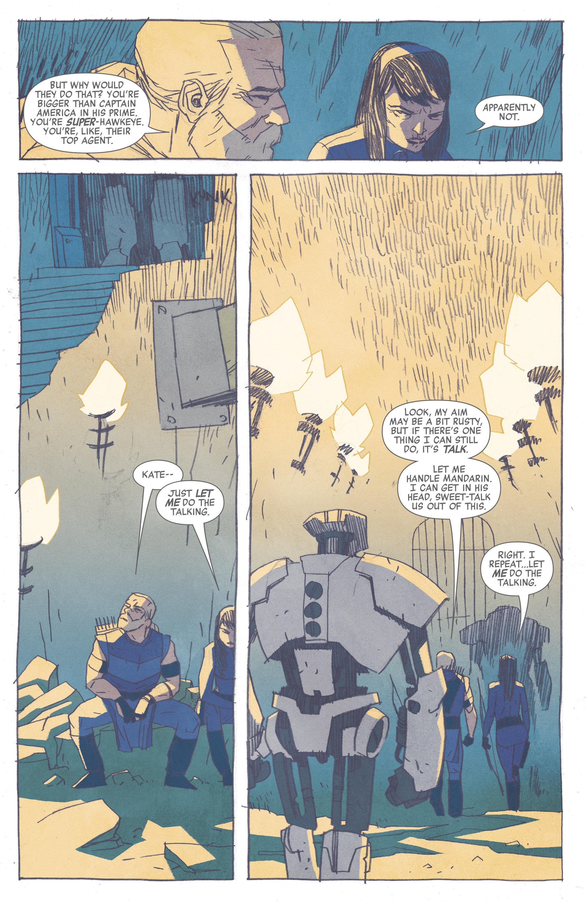 Read online All-New Hawkeye (2016) comic -  Issue #2 - 4